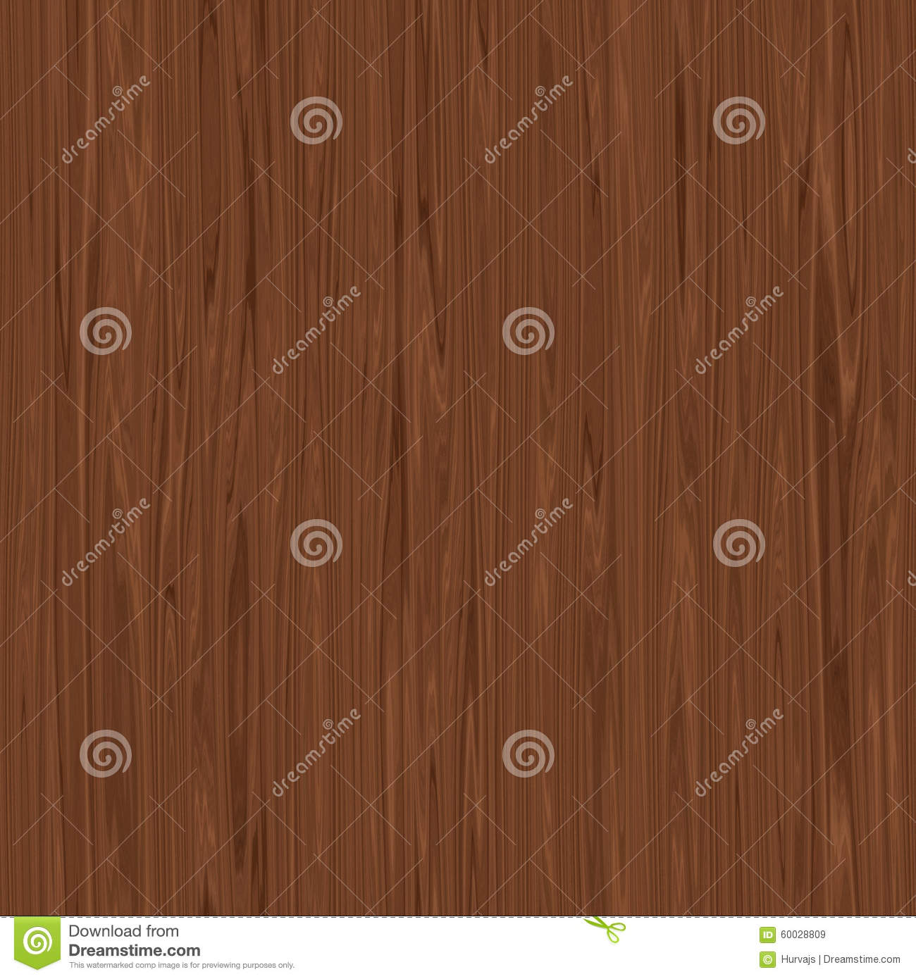 Download Seamless Dark Wood Texture Or Background Stock Illustration