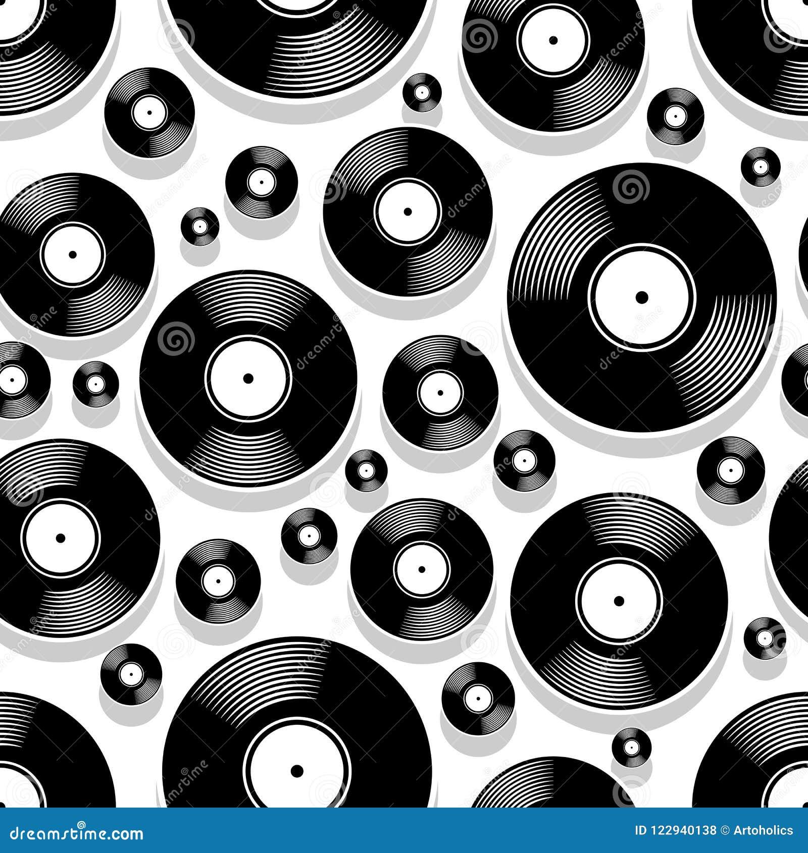 Consider, Vintage vinyl record was