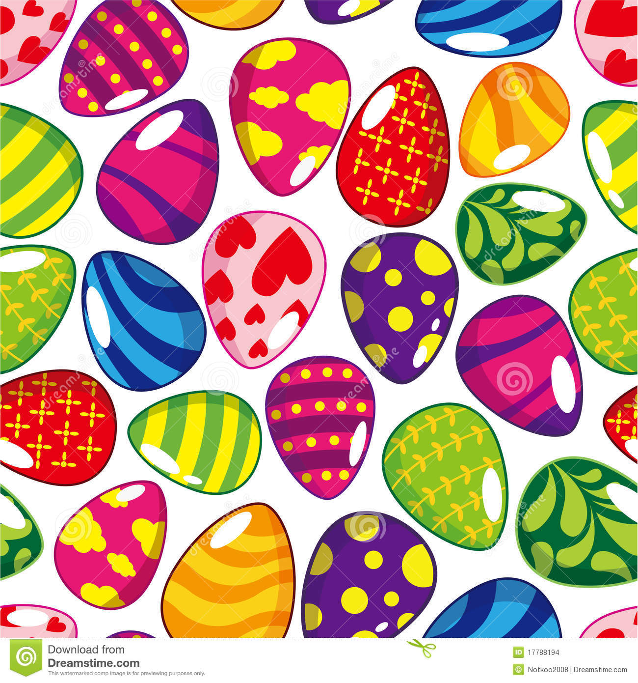 Collection Easter Egg Pattern Pictures - The Miracle of Easter