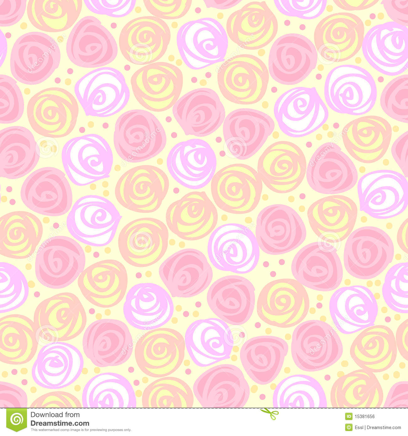 light pink floral background - photo #31