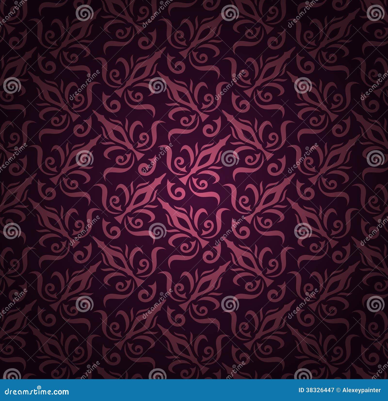Seamless Floral Pattern Background. Damask Luxury Royal ...