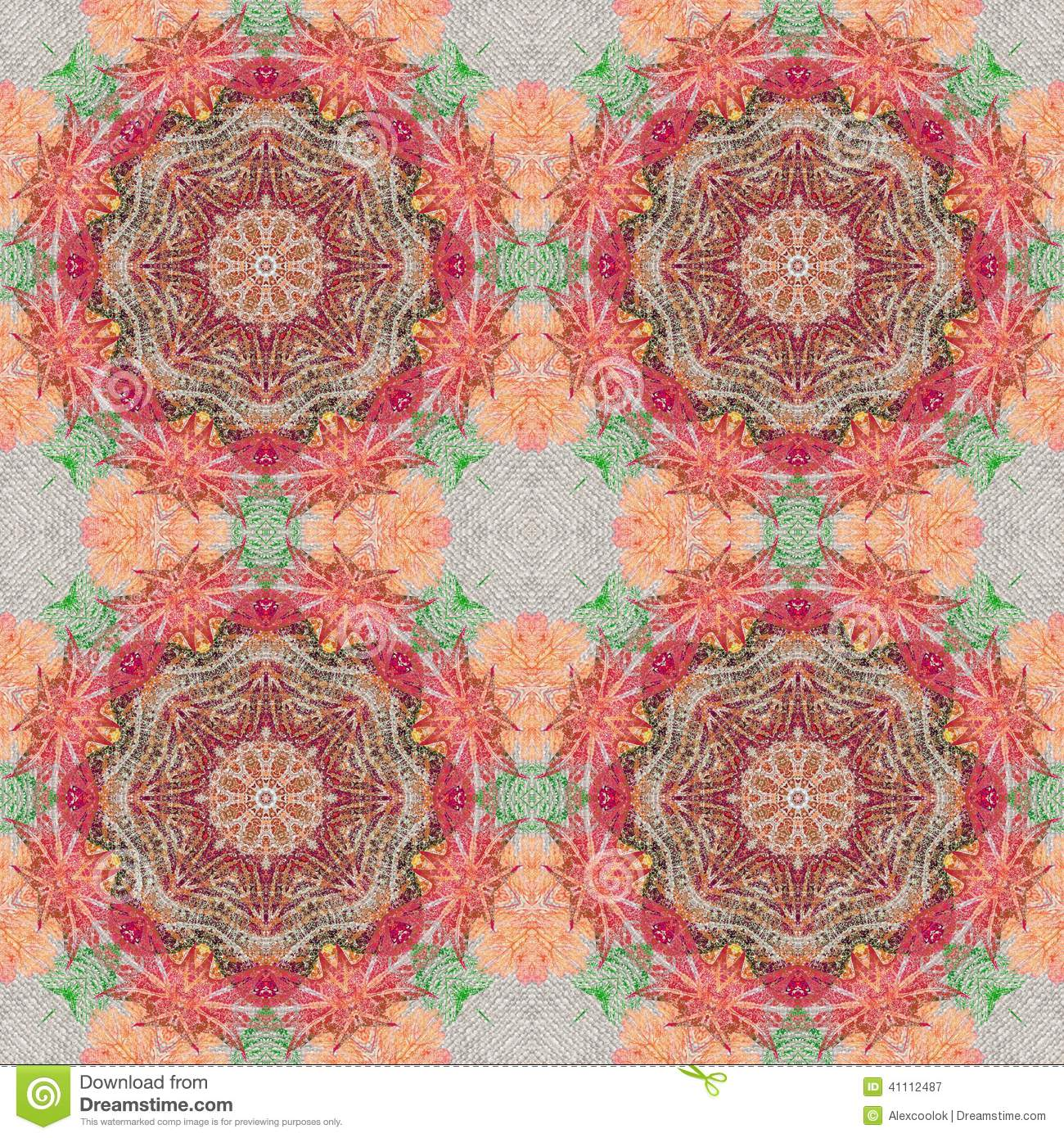floral patterned canvas fabric - photo #7