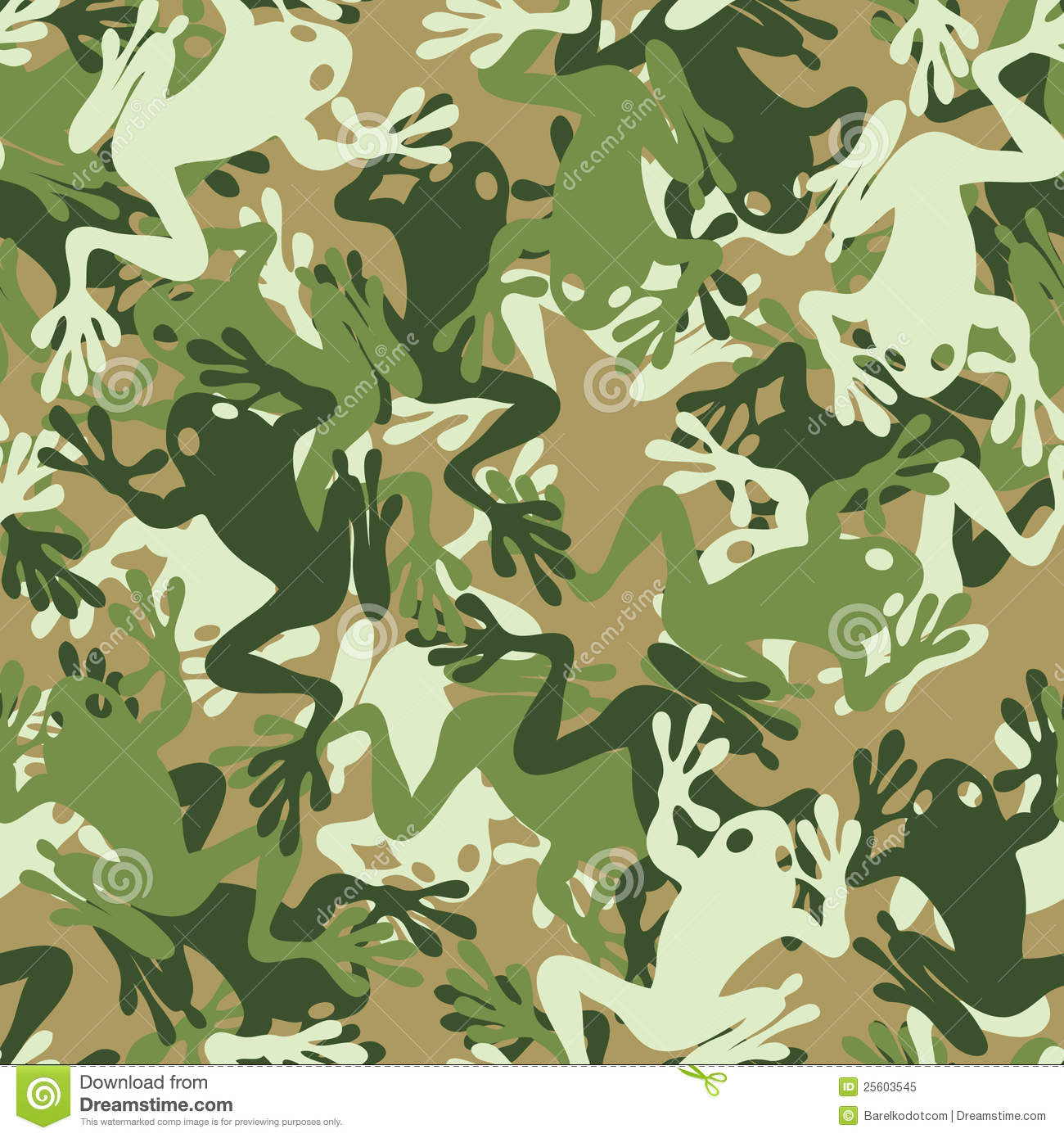 seamless frog camouflage pattern royalty free stock photo image 25603545. Black Bedroom Furniture Sets. Home Design Ideas