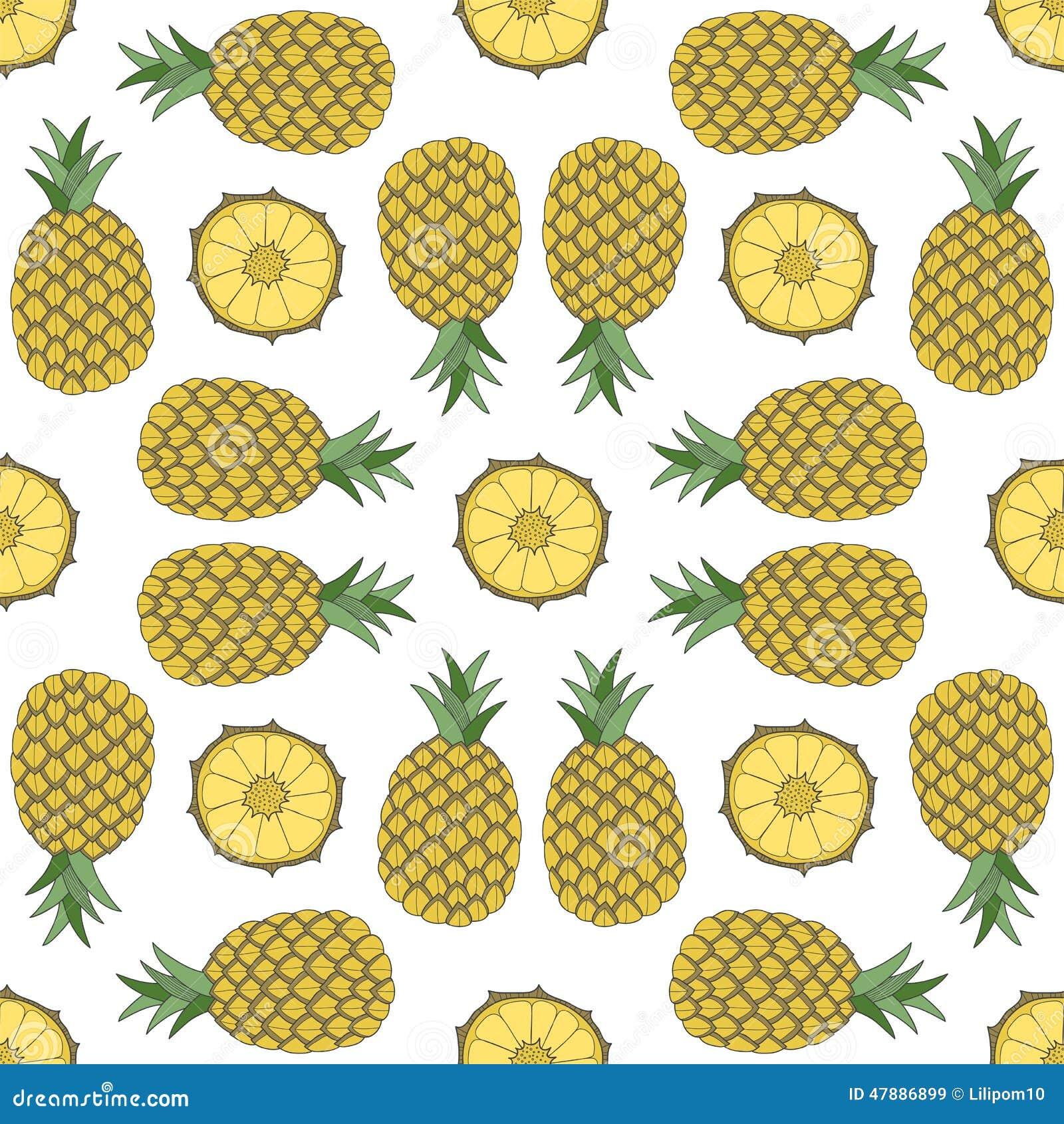 pineapple desktop wallpaper