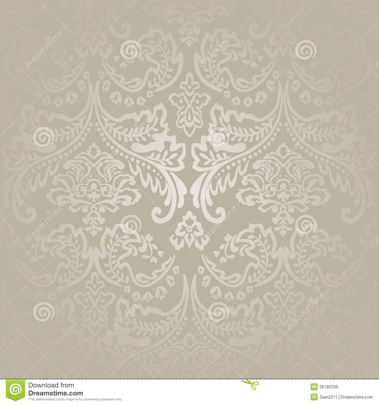 Islamic Book Cover Design Vector ~ Seamless geometric pattern in islamic style stock vector