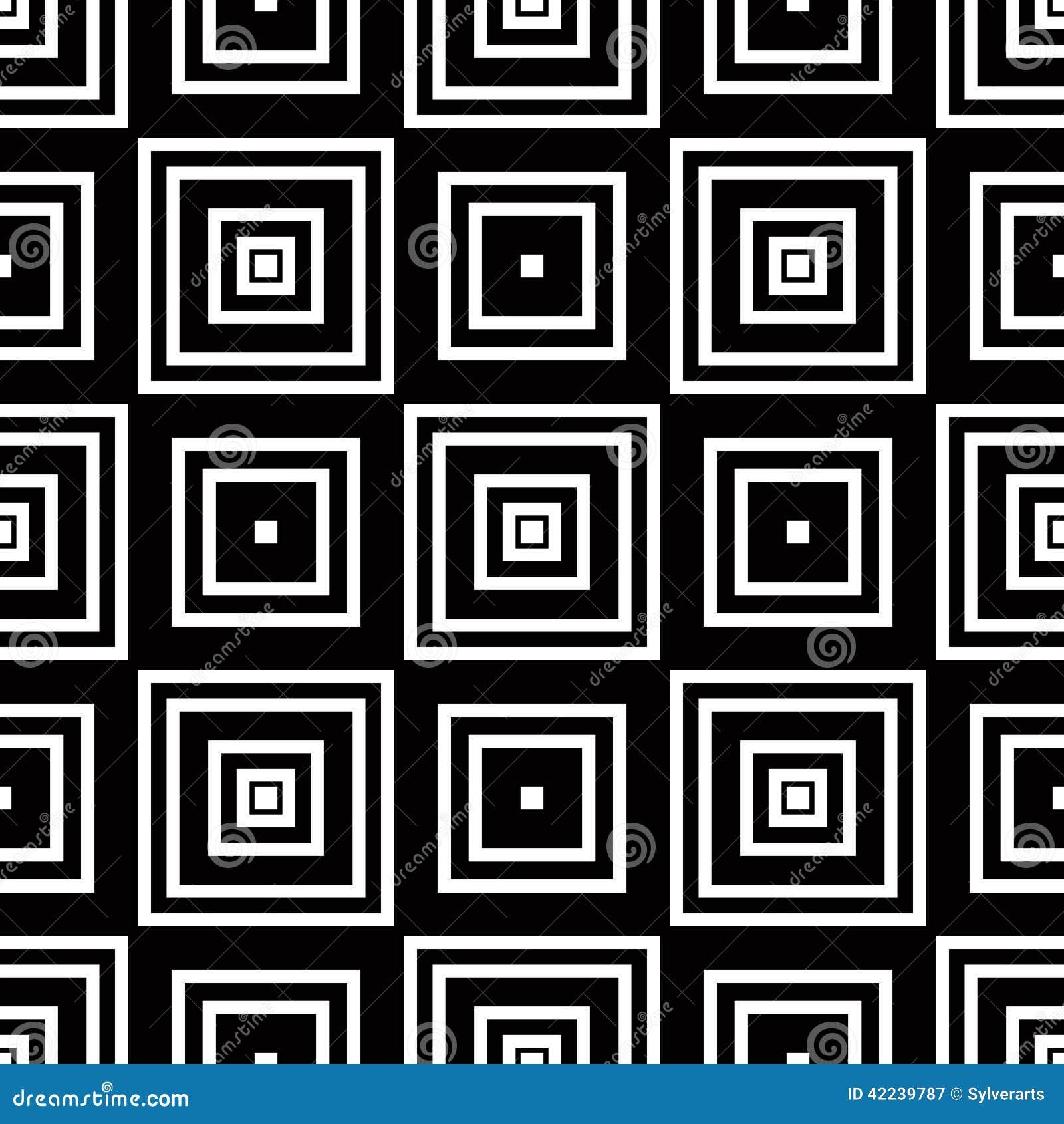 Pattern black and white stripes