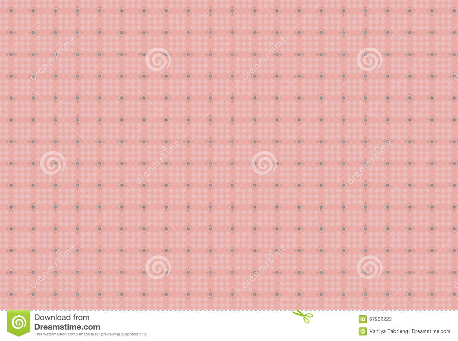 seamless geometric square and circle pattern