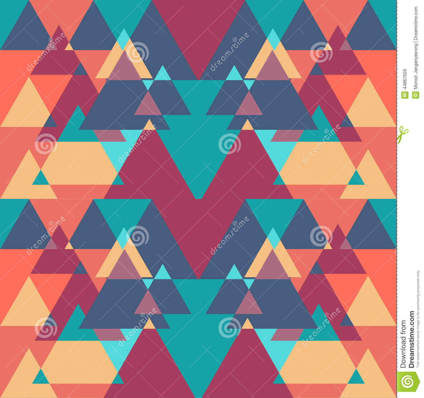 Triangle background Stock Vectors Royalty Free Triangle