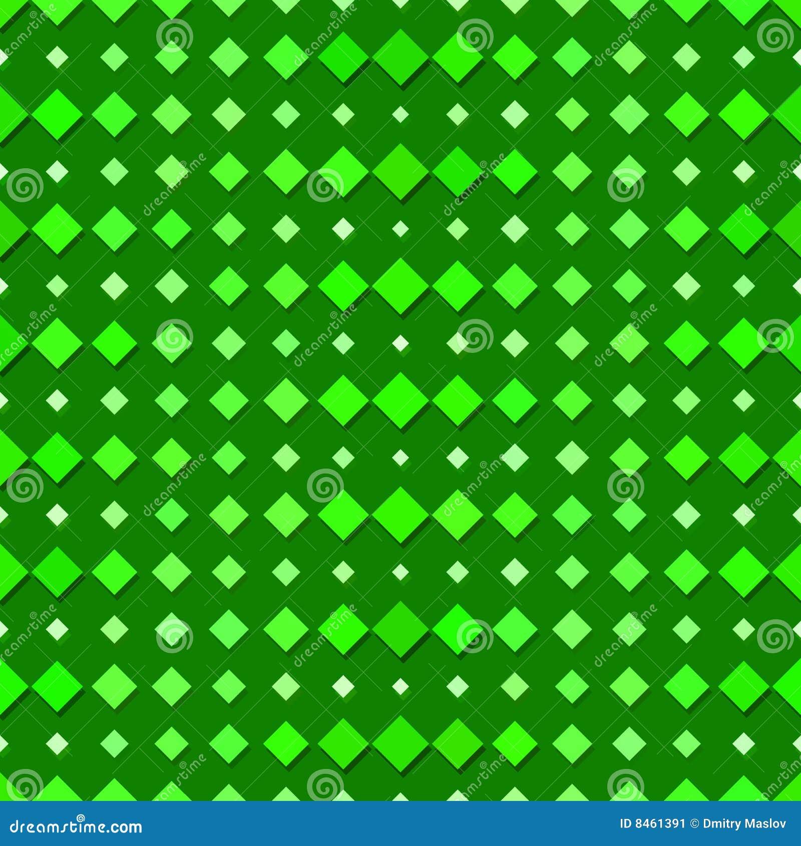 Seamless grön modell för diamant