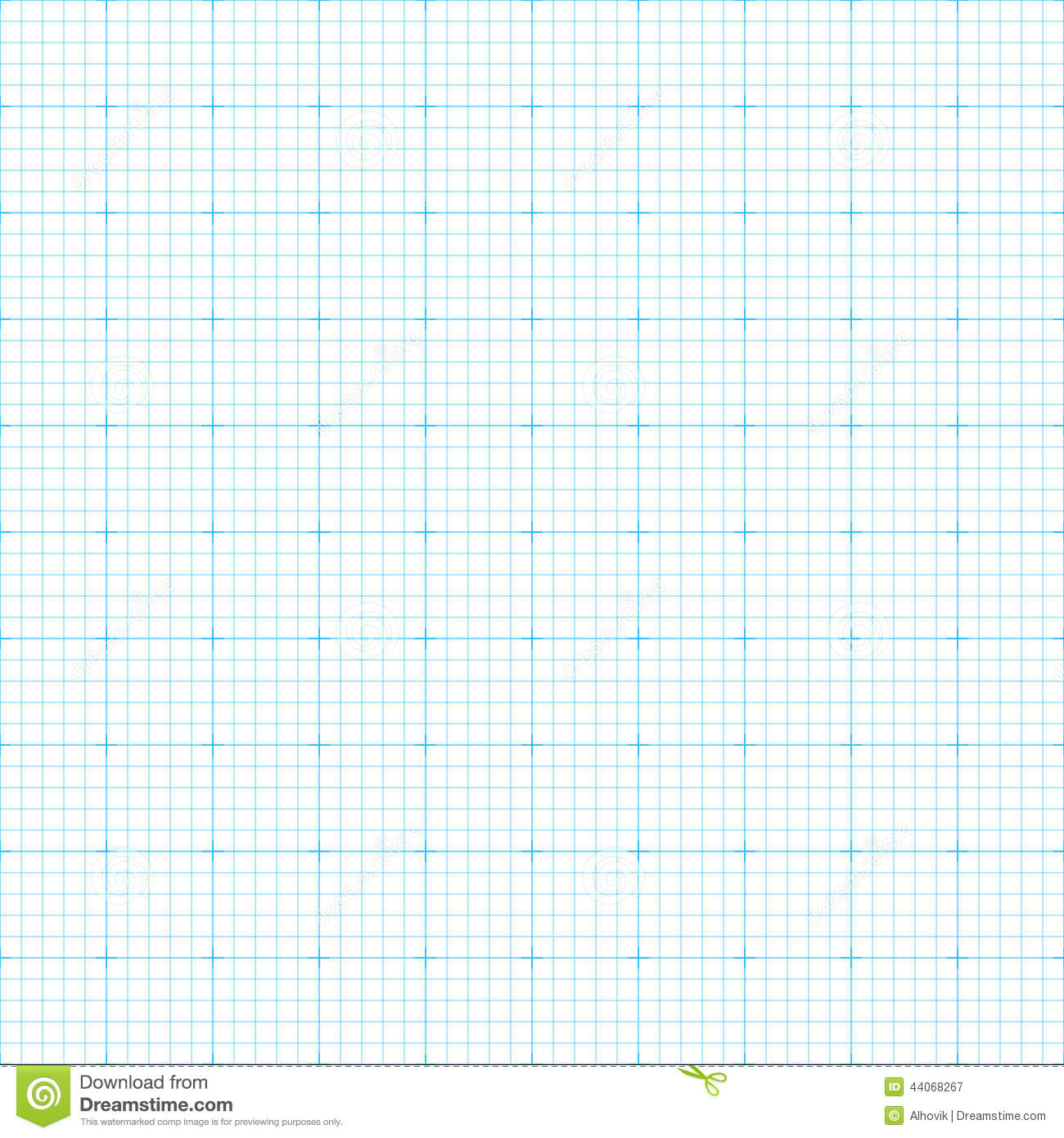 Seamless Graph Paper. Royalty Free Vector  Print Free Graph Paper No Download