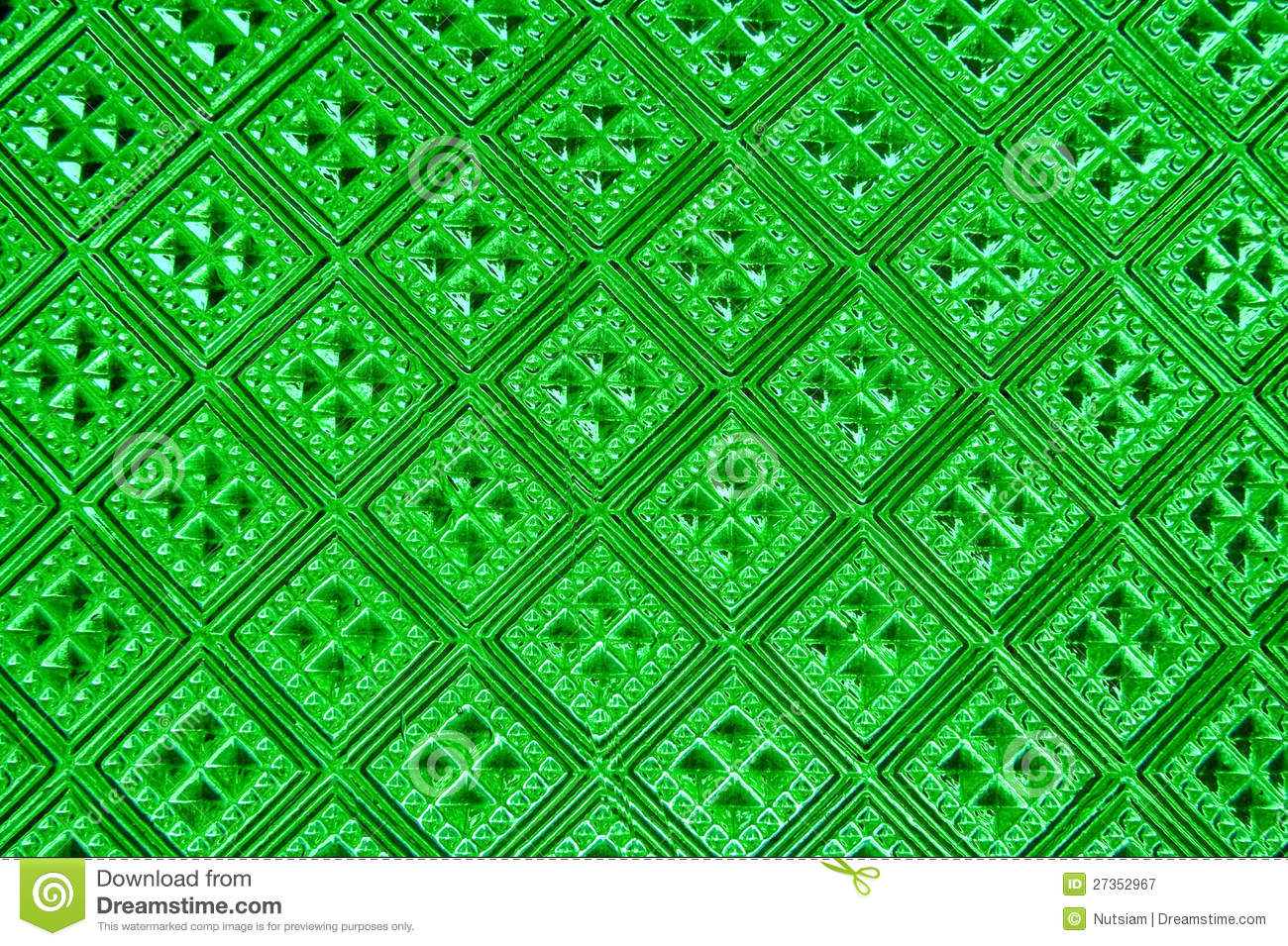 Seamless Green Glass Texture Royalty Free Stock Photography Image 27352967