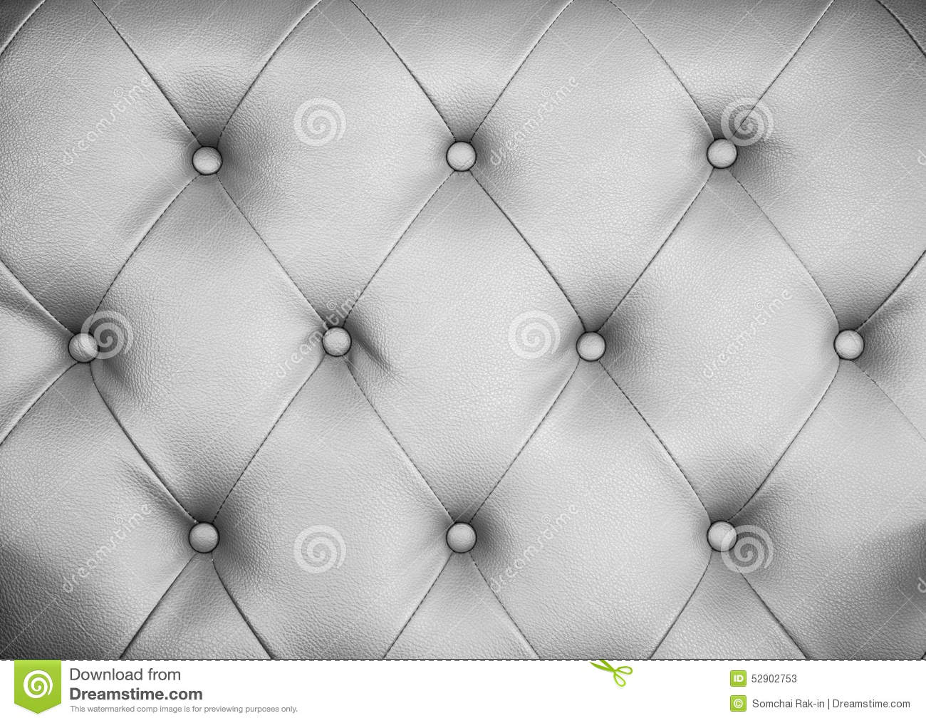 Seamless Grey Leather Texture Background Stock Image ...