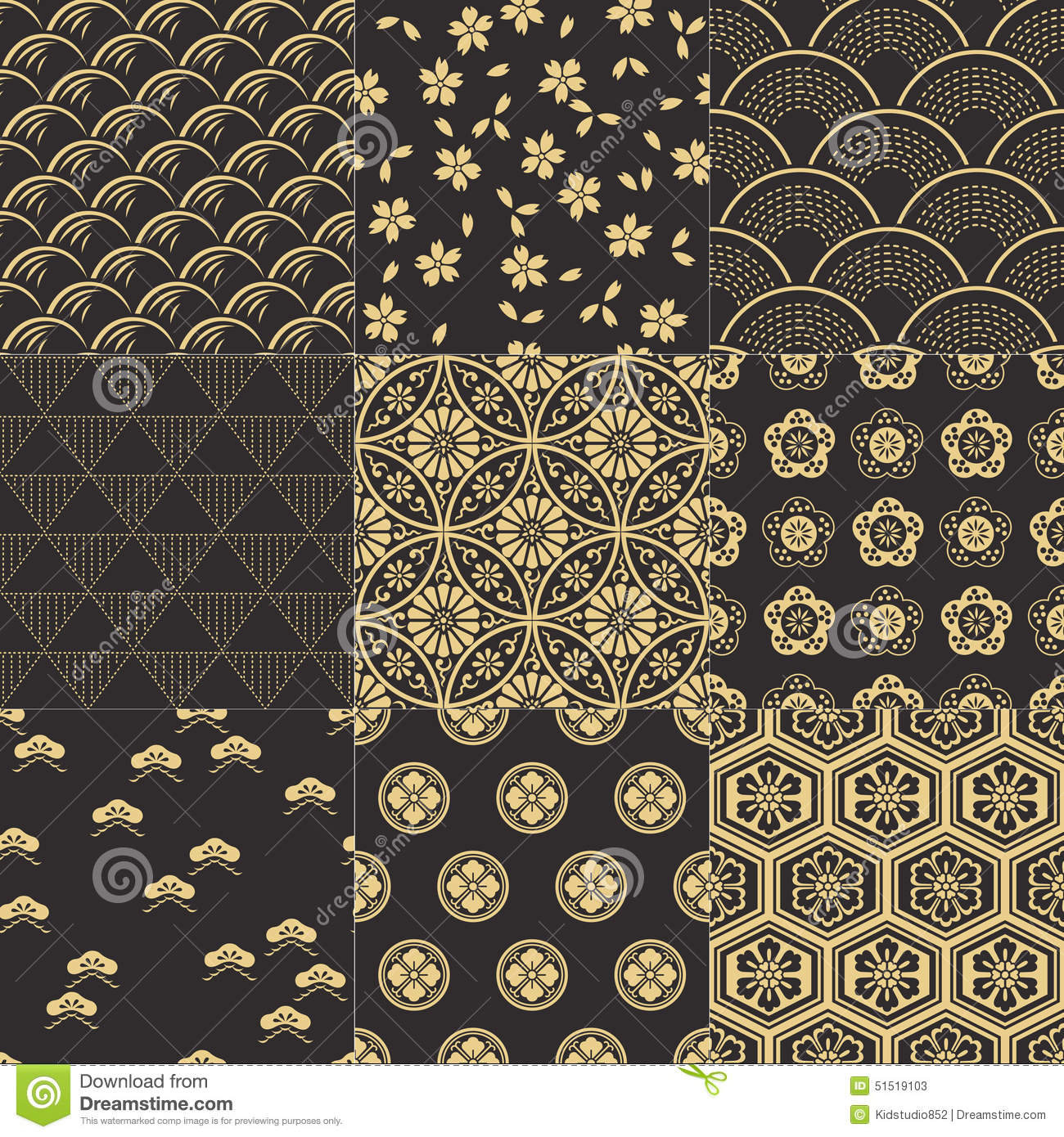 geometrical pattern (Japanese Edition)