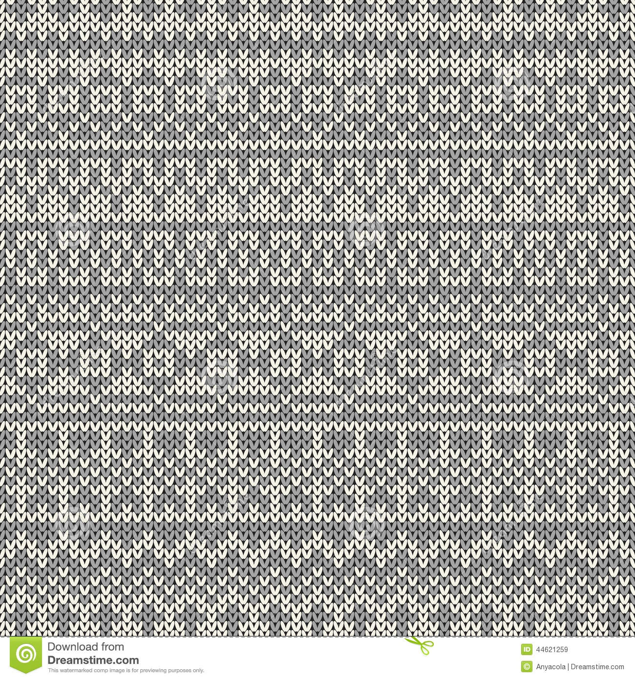 Free Baby Knitting Patterns For Blankets : Seamless Knitted Pattern In Traditional Fair Isle Stock Vector - Image: 44621259