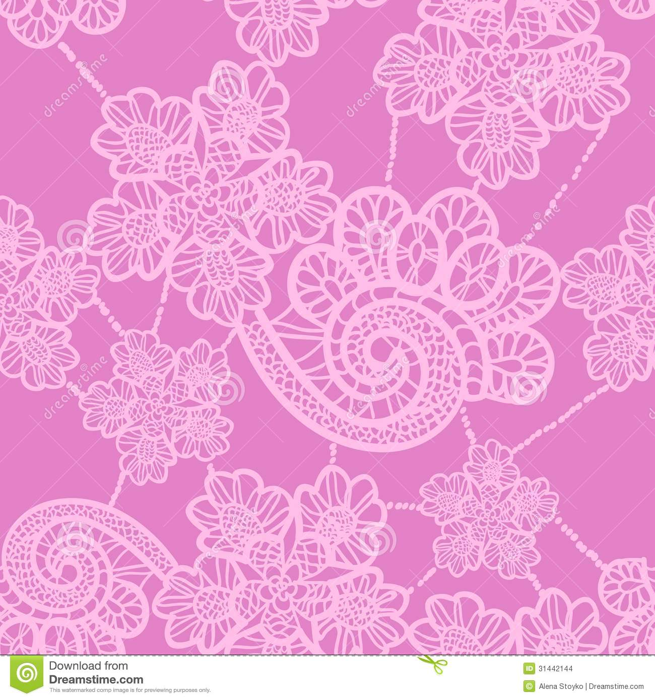 Seamless lace pattern stock vector. Image of backdrop ...