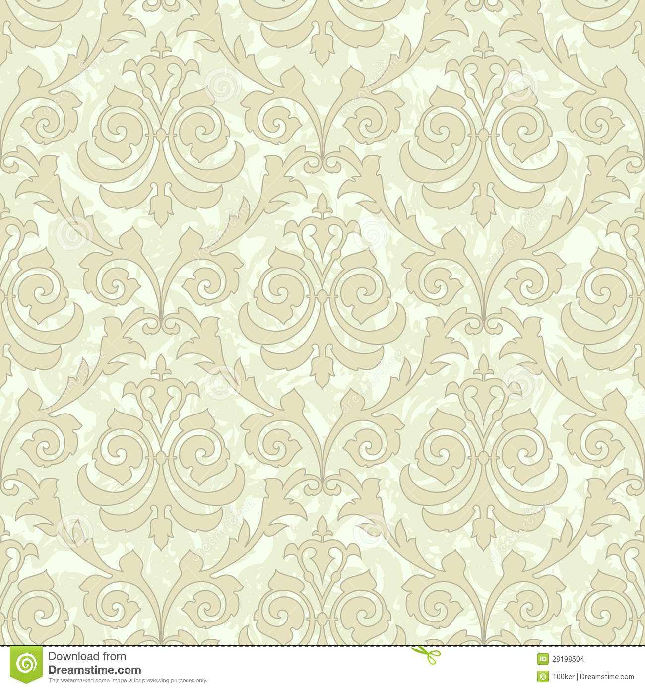 Seamless Light Colours Wallpaper Pattern Stock Vector ...