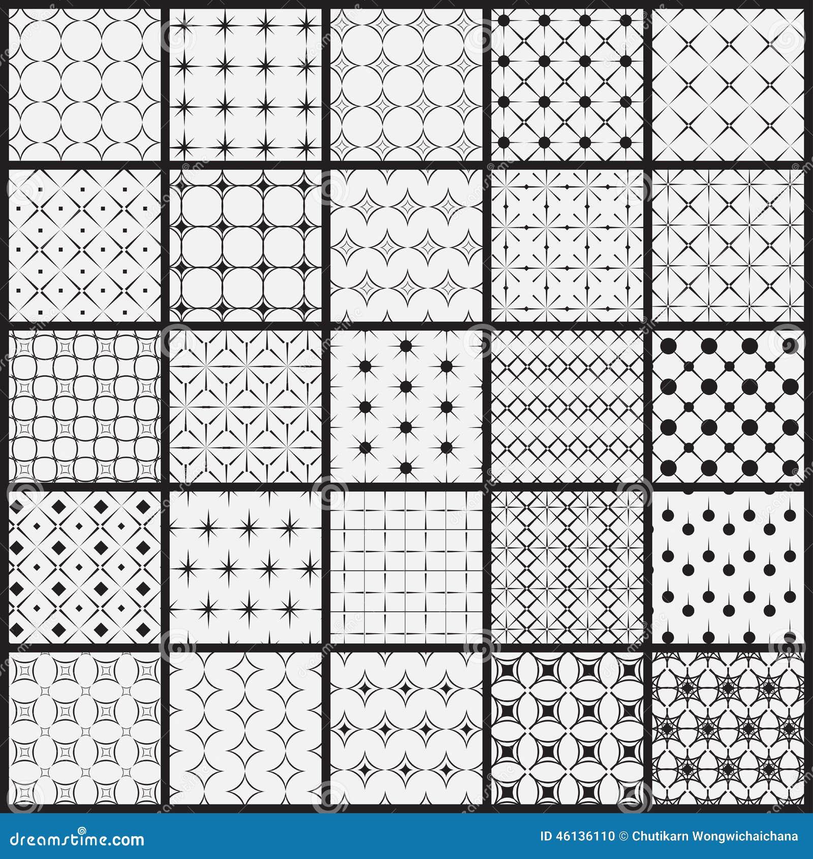 25 seamless line pattern stock vector illustration of diagonal