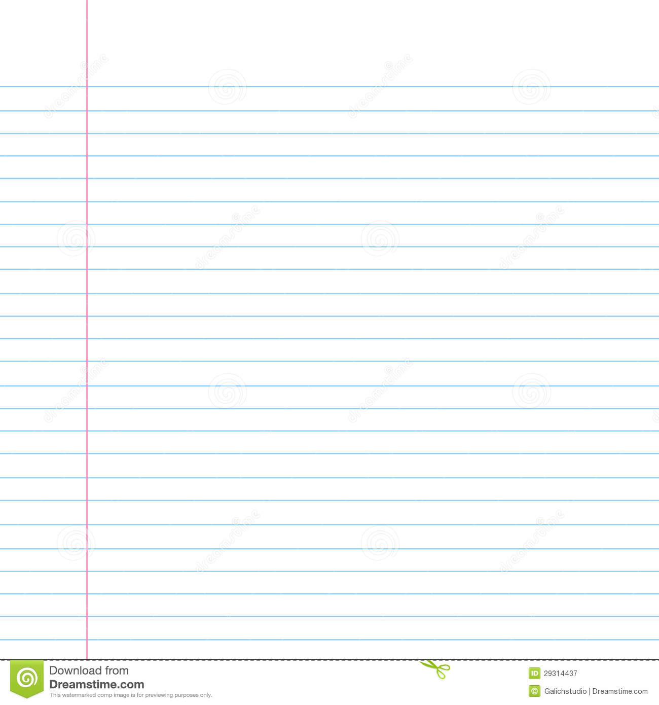 Elegant Seamless Lined Paper Inside Lined Paper Background For Word