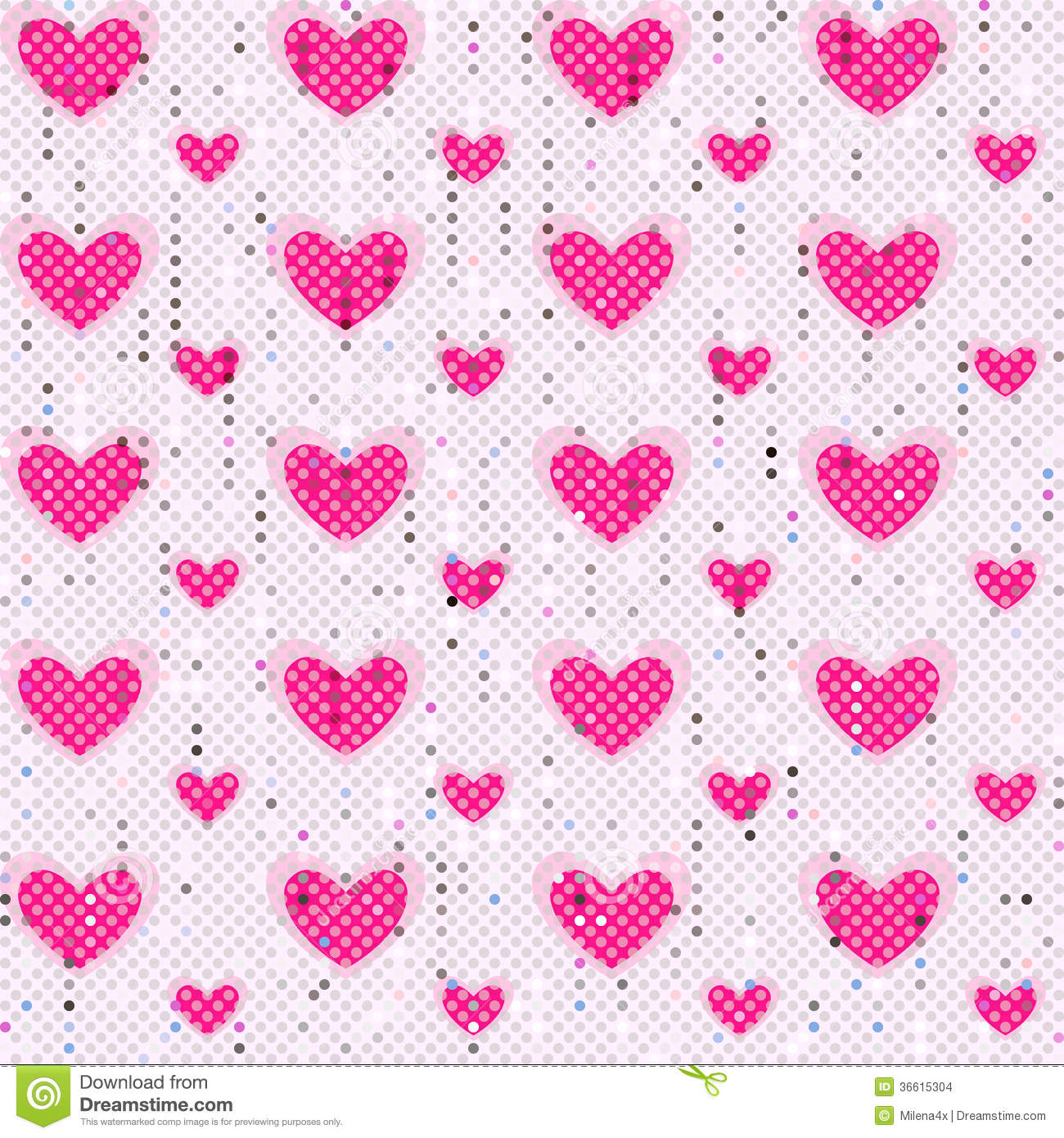 seamless love pattern stock vector illustration of fashion 36615304 dreamstime com