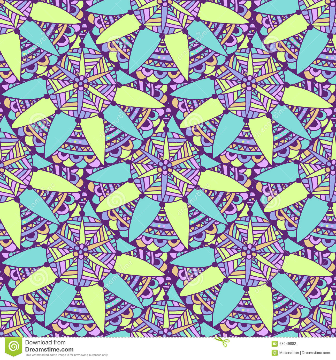 how to make a seamless pattern in inkscape