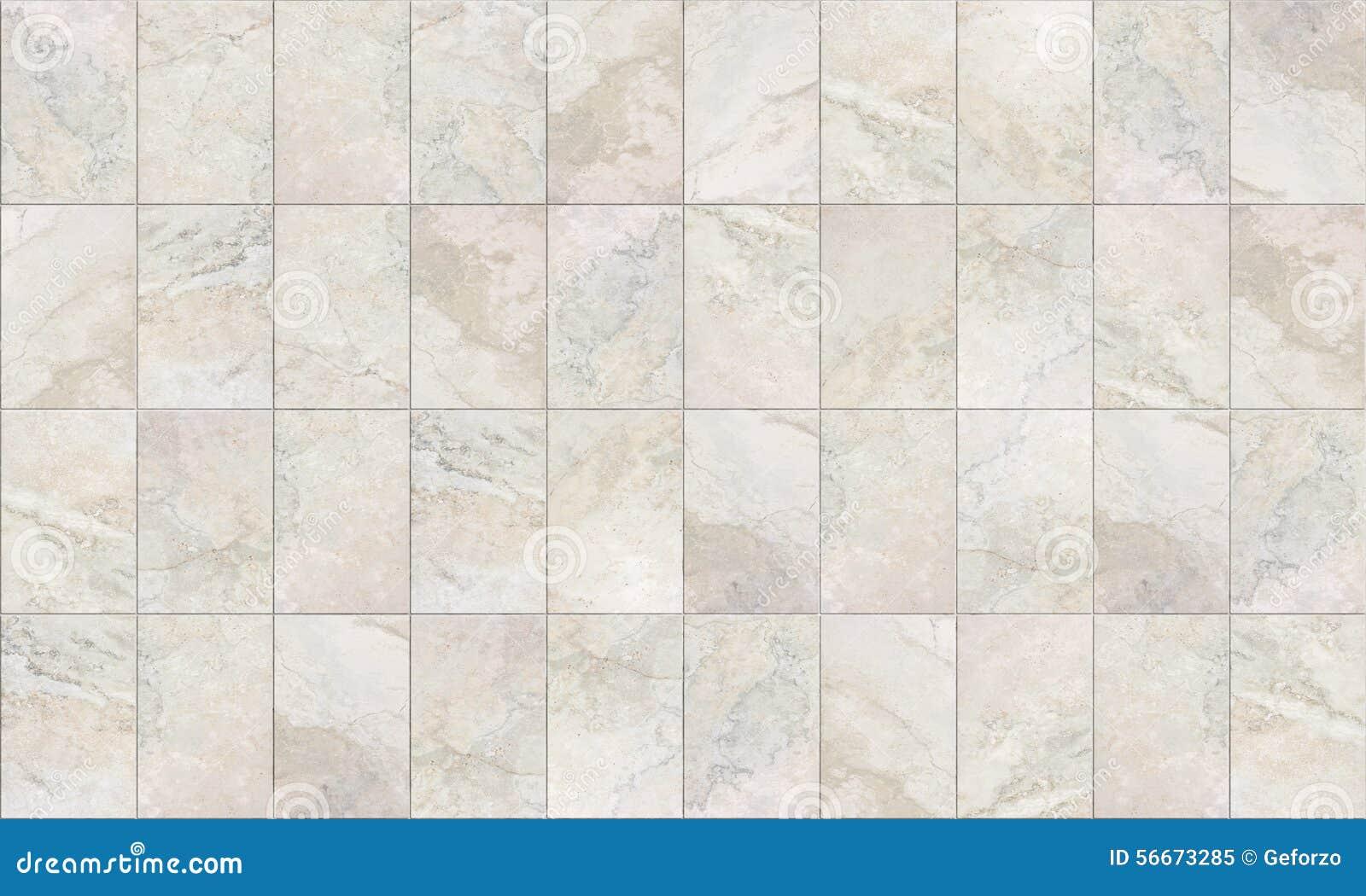 Seamless Marble Tiles Texture Stock Photo Image 56673285