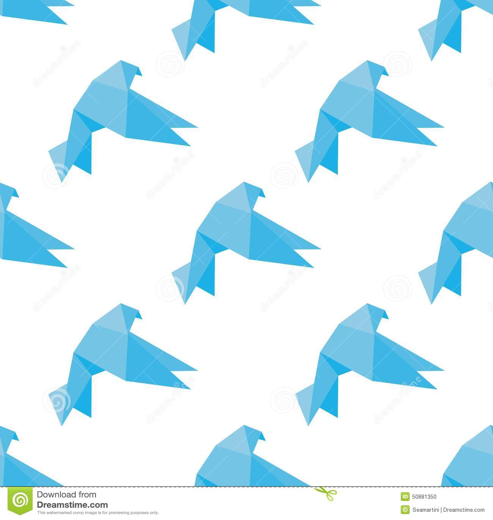 how to make white paper doves
