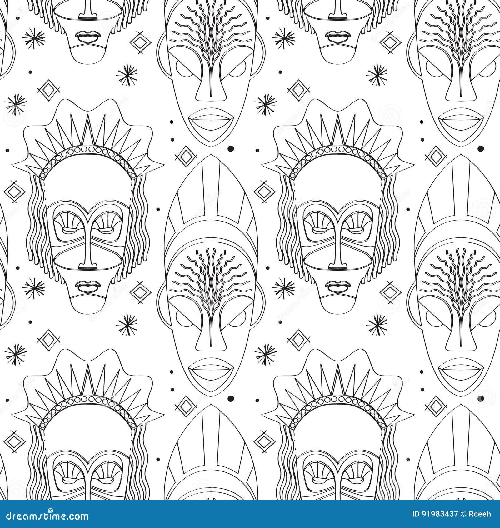 Mask Pattern Magnificent Design Inspiration