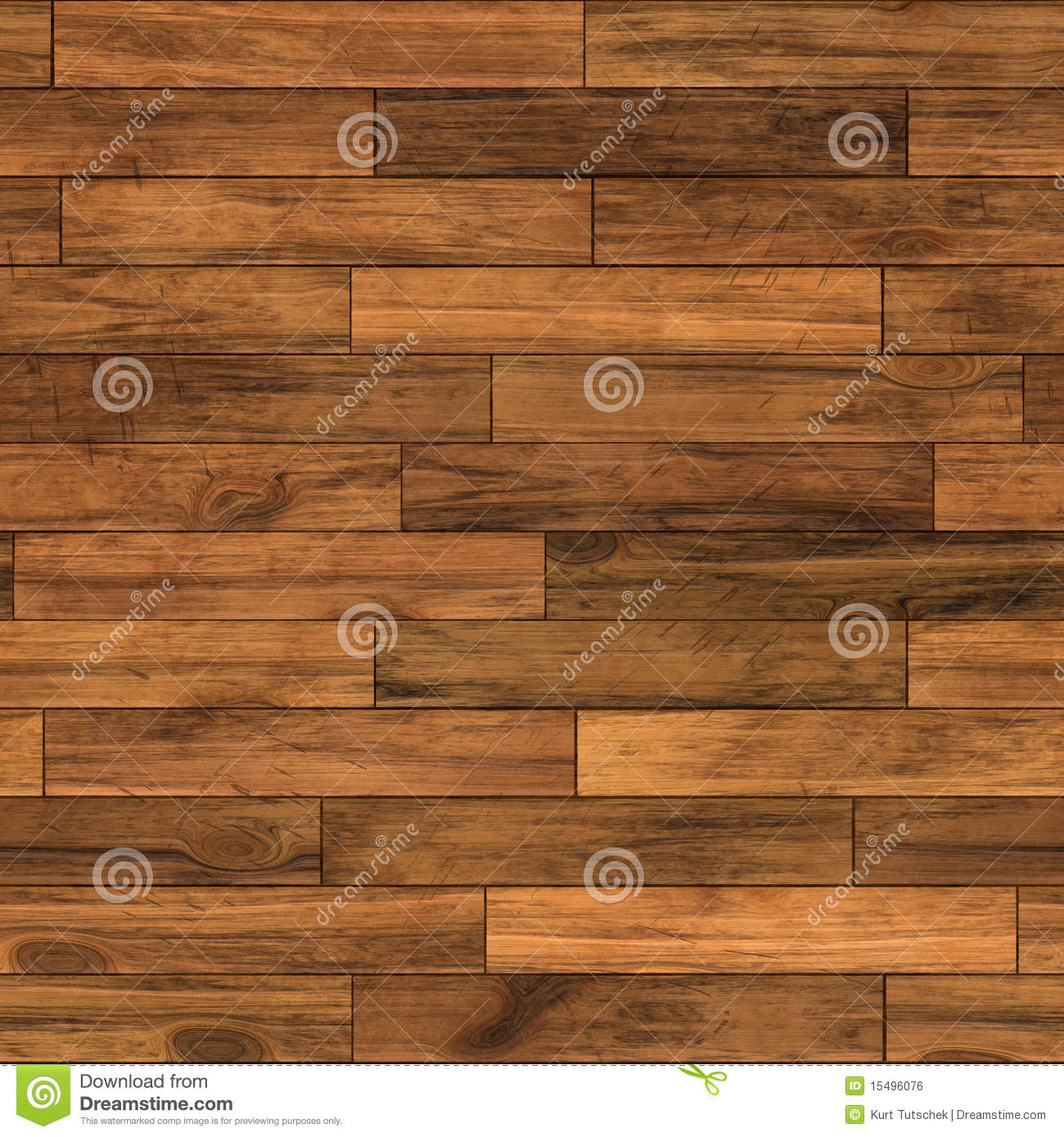 Download Seamless Parquet Floor Tile Stock Illustration