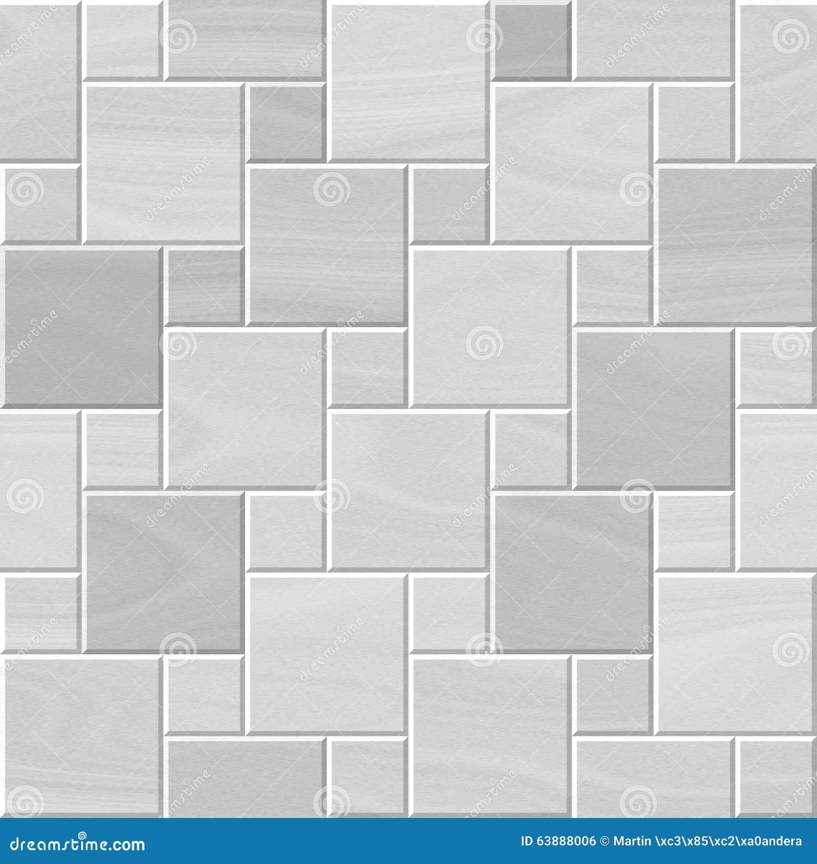 Seamless Parquet Wooden Floor Texture Stock Illustration Image
