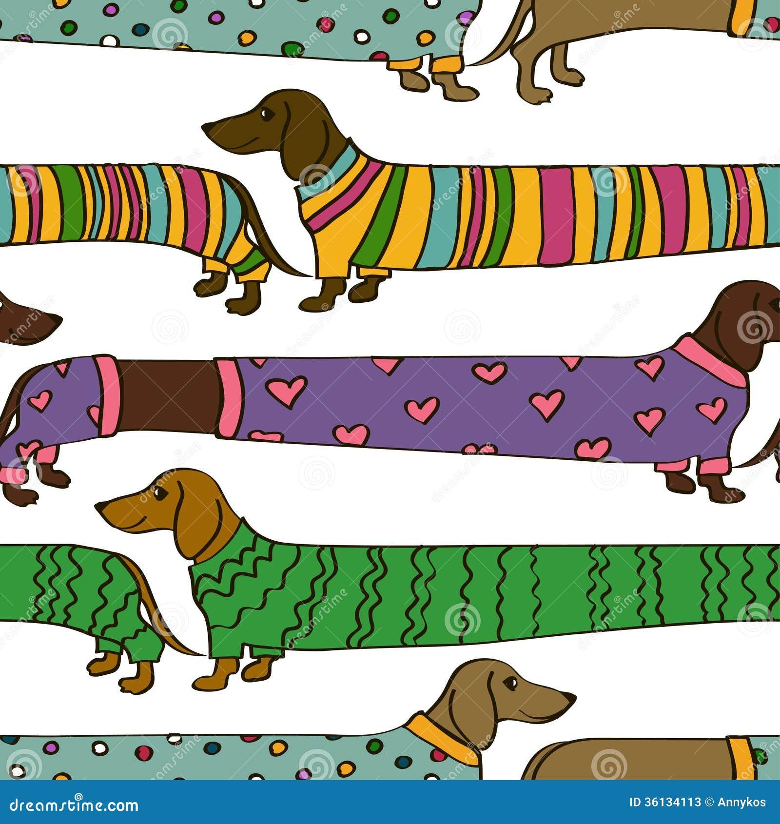 dachshund stock illustrations 5 044 dachshund stock illustrations