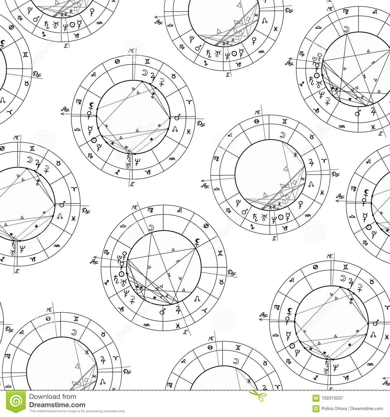 Seamless pattern coloring natal astrological chart zodiac signs seamless pattern coloring natal astrological chart zodiac signs geenschuldenfo Images