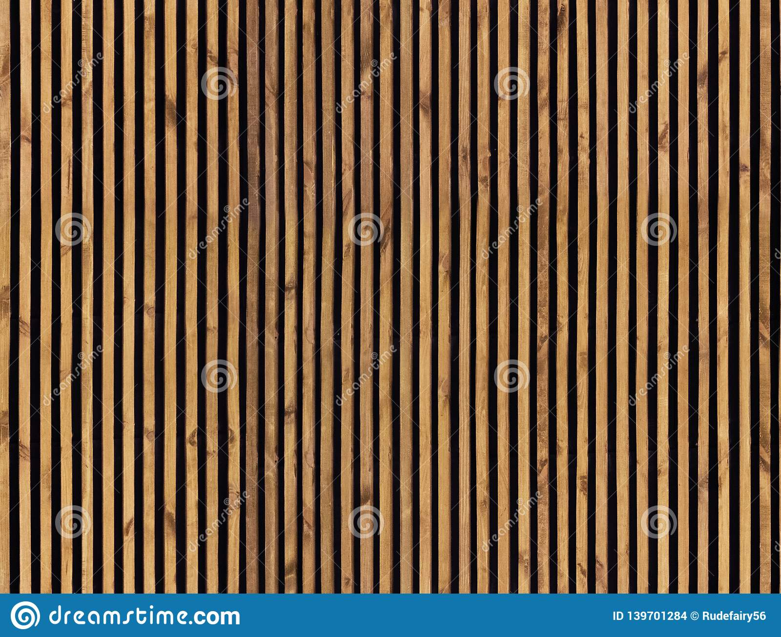 Seamless Pattern Of Wooden Slats Stock Photo Image Of Material Design 139701284