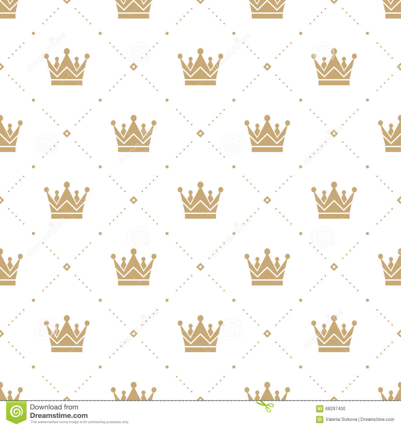 Gold crown background - photo#6