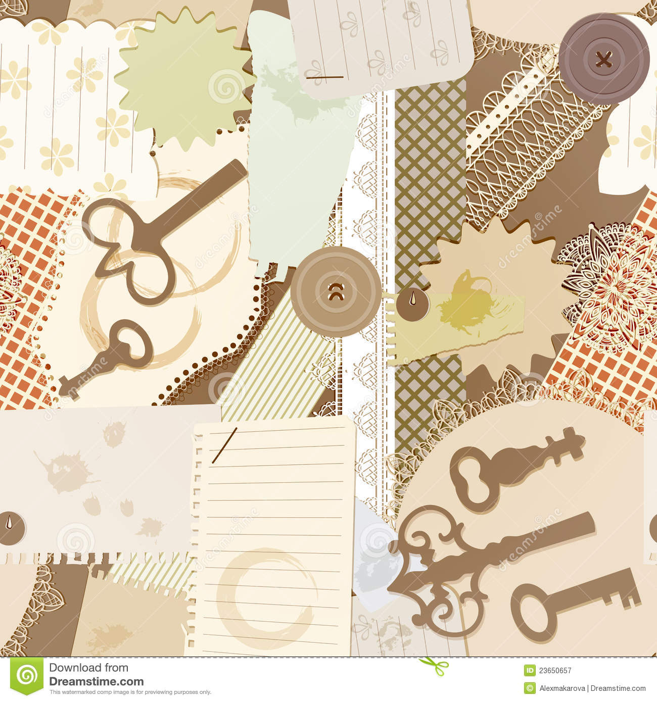 Torn Paper Background Designs