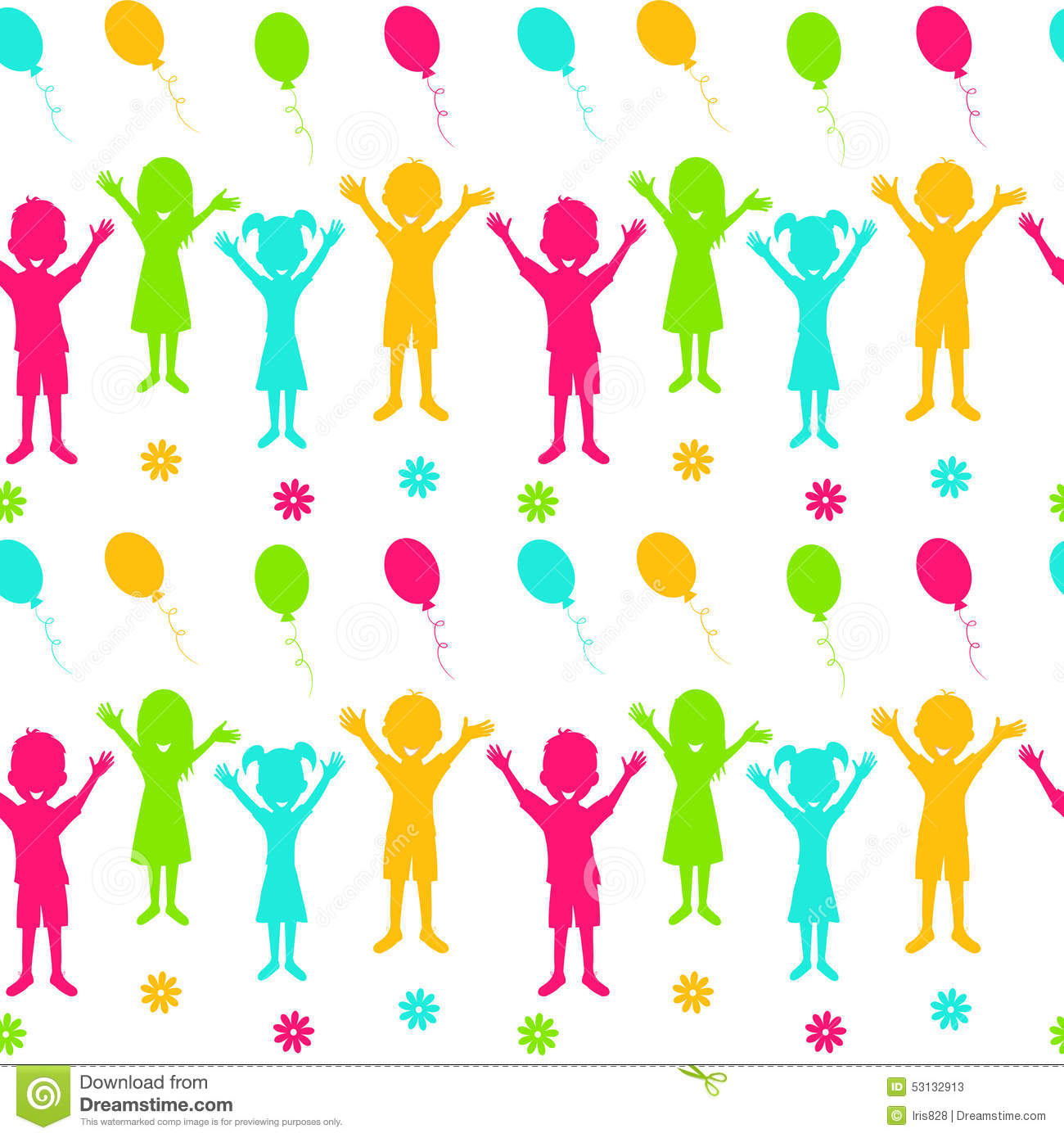 Boy And Girl Cut Out Template Www Topsimages Com