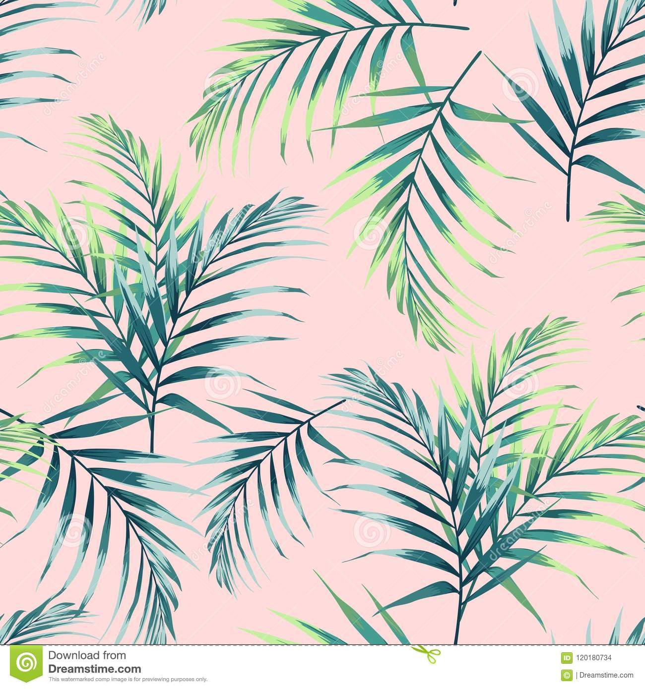 Tropical Leaves Green Seamless Pink Background Stock Illustrations 14 603 Tropical Leaves Green Seamless Pink Background Stock Illustrations Vectors Clipart Dreamstime Using pink plants as part of your decor is an easy way to bring unexpected color into the mix. https www dreamstime com seamless pattern tropical leaves dark bright green palm light pink background vector illustration jungle foliage image120180734