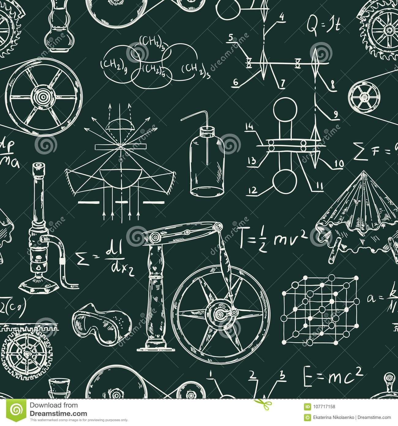 Science Physics From: Vintage Science Equipment #LS44
