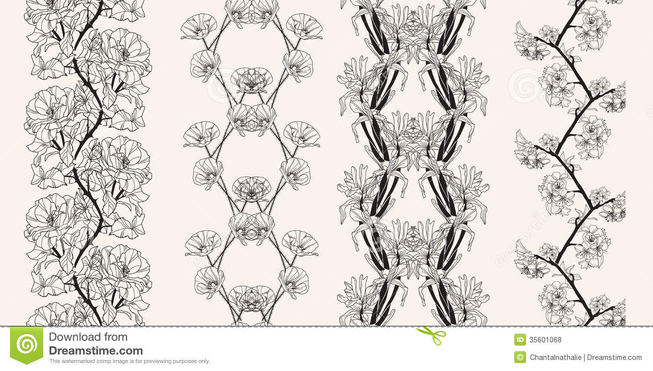 Seamless patterns stock vector illustration of abstract 35601068 royalty free stock photo pronofoot35fo Choice Image