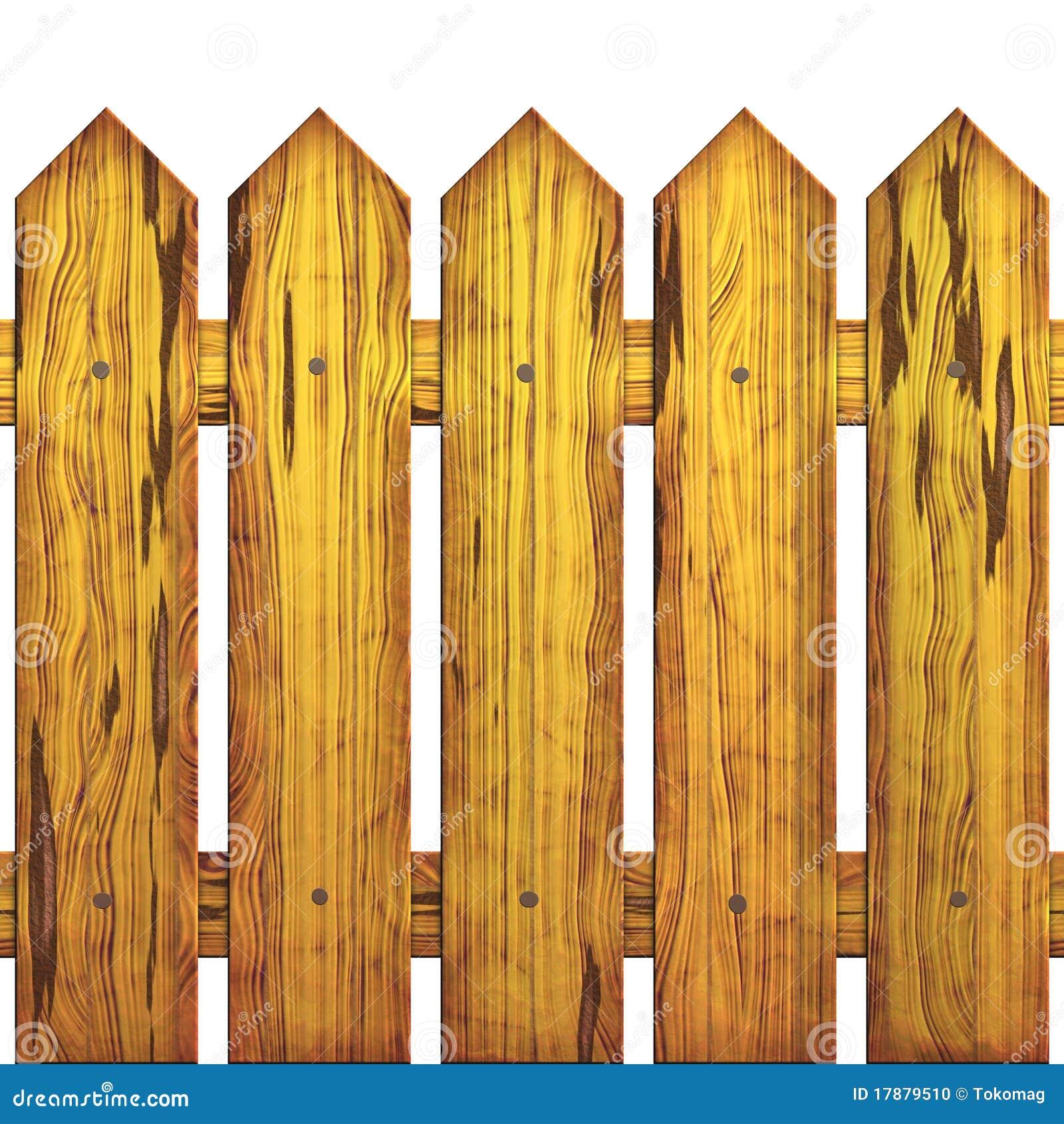 Seamless picket fence stock photo image 17879510 royalty free stock photo baanklon Choice Image