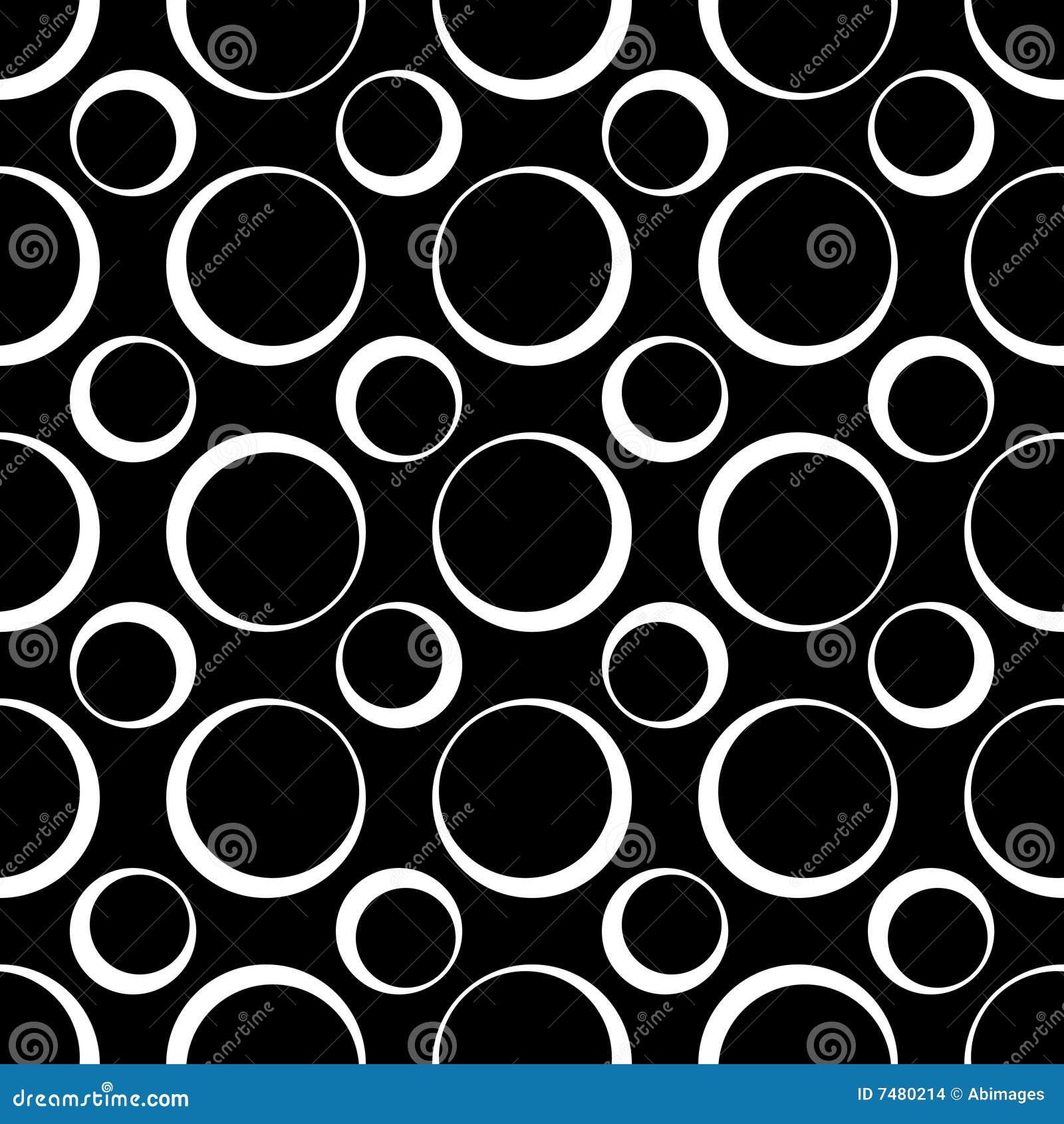 Seamless Retro Wallpaper Stock Illustration Illustration Of