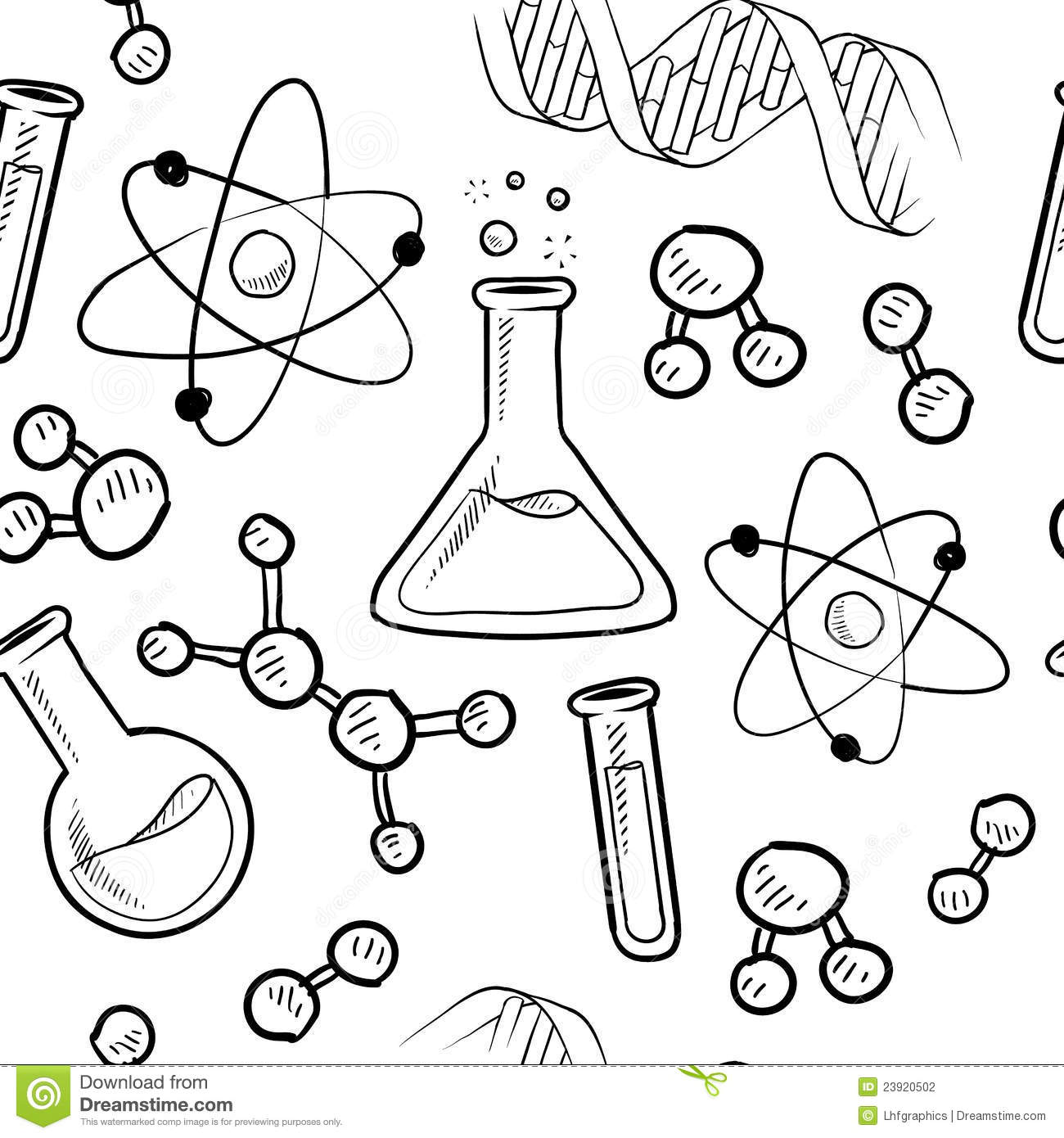 Colouring Pages For Science : Science cover colouring pages