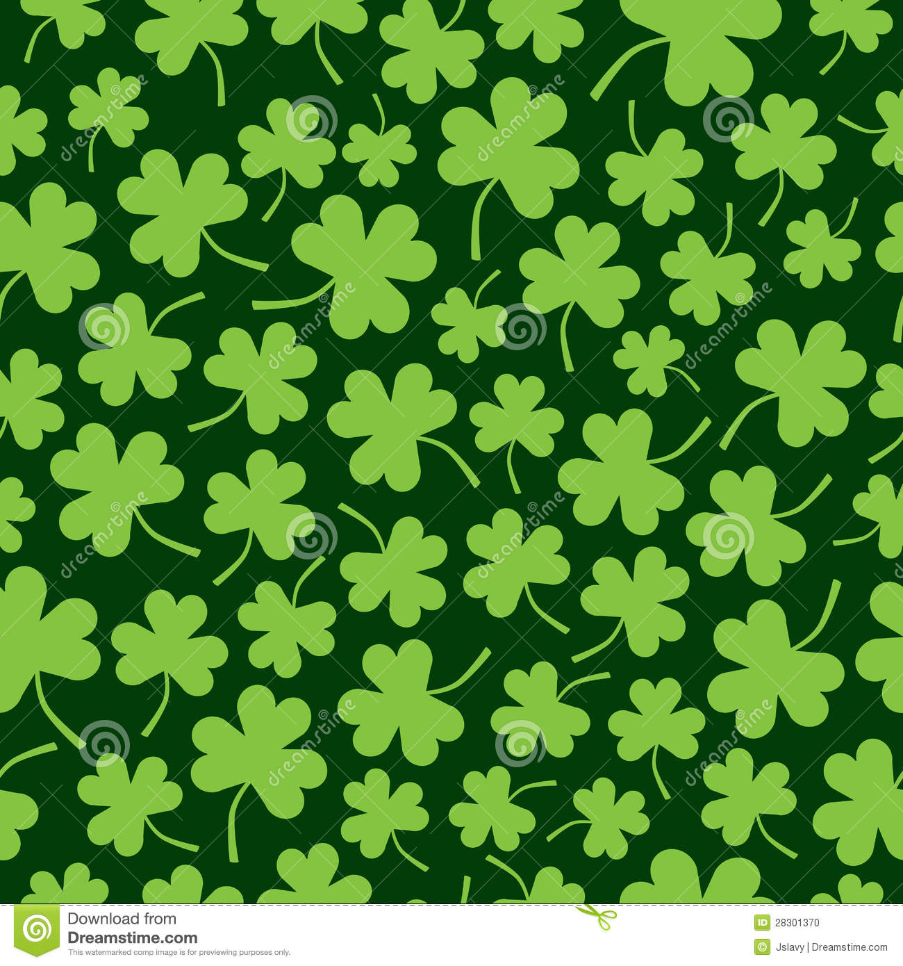 shamrock pattern wallpaper 1366x768 - photo #21