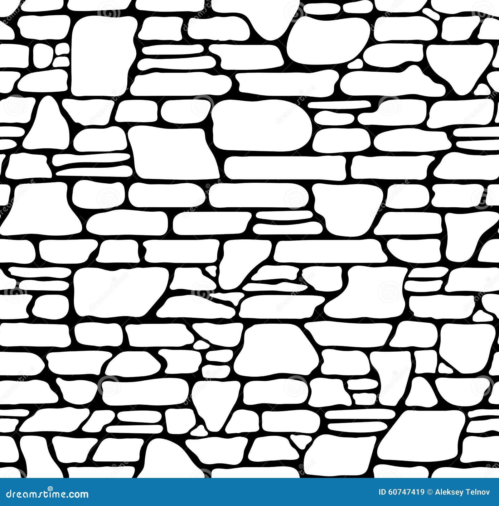 Stone Block Clip Art : Seamless stone texture stock vector image of illustration