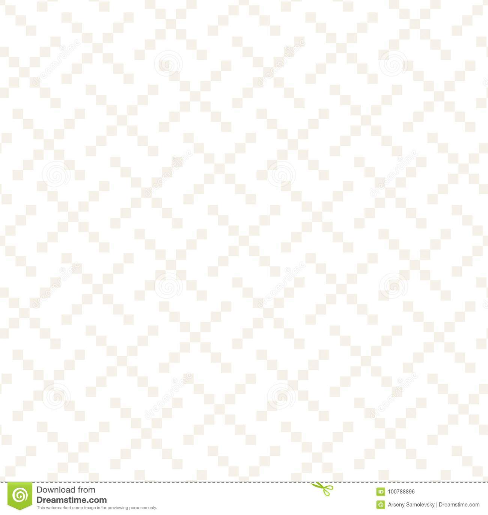 Seamless subtle cross lattice pattern. Abstract geometric tiling mosaic. Stylish background design