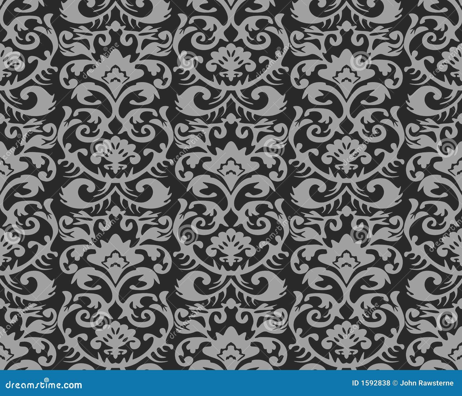 Seamless tappningwallpaper för modell