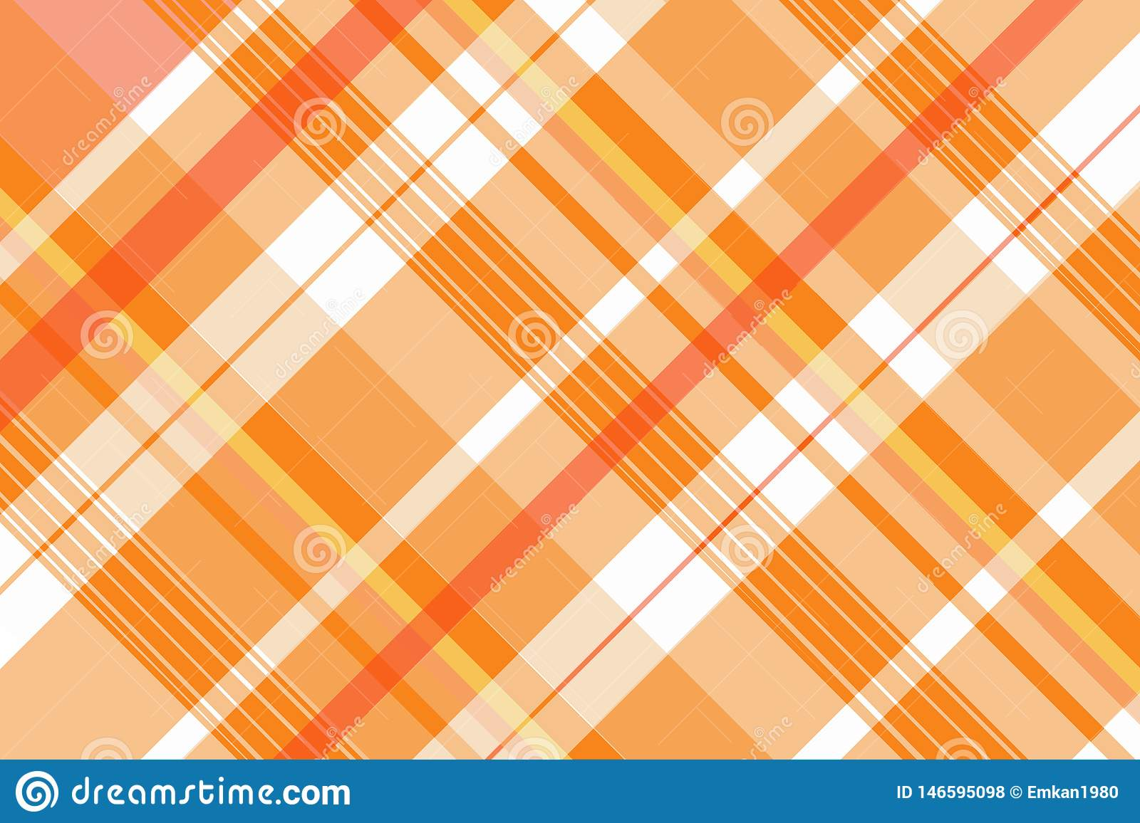 Seamless tartan plaid pattern. Texture for - plaid, tablecloths, clothes, shirts, dresses, paper, bedding, blankets, quilts and