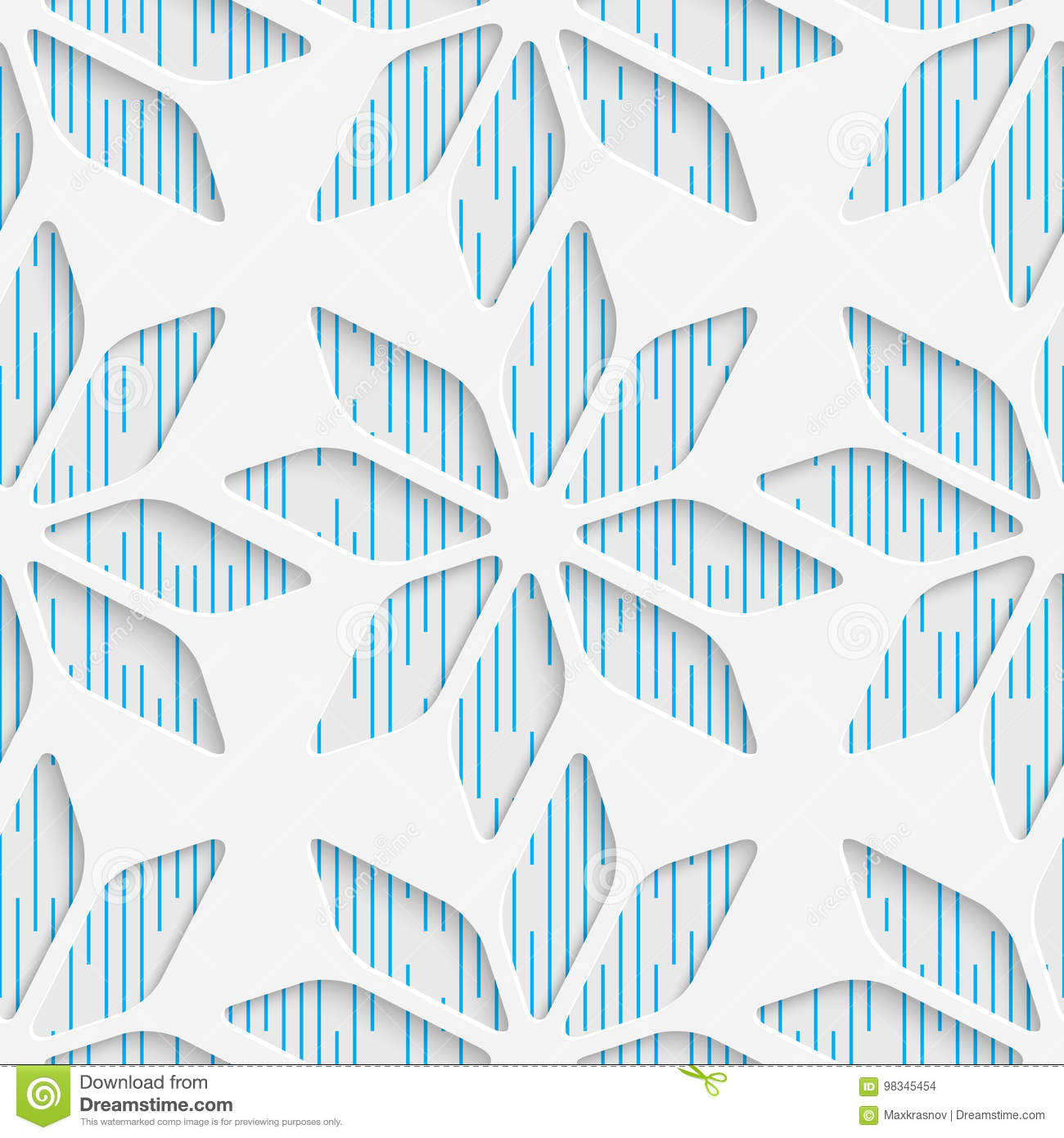 Seamless Tech Pattern. Abstract Contemporary Background Stock Vector ...