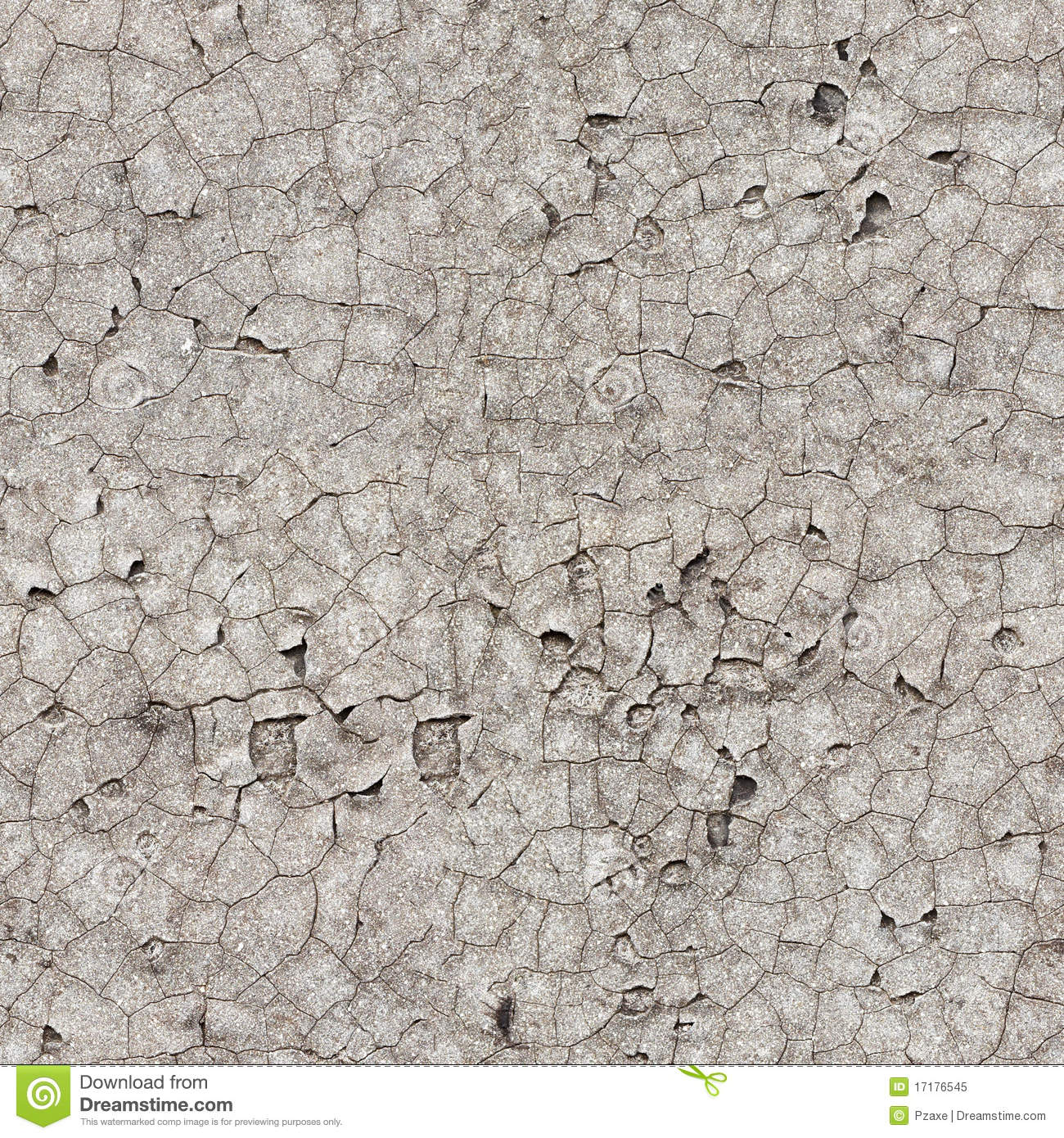 Seamless Texture Dirty Paint Royalty Free Stock Photo
