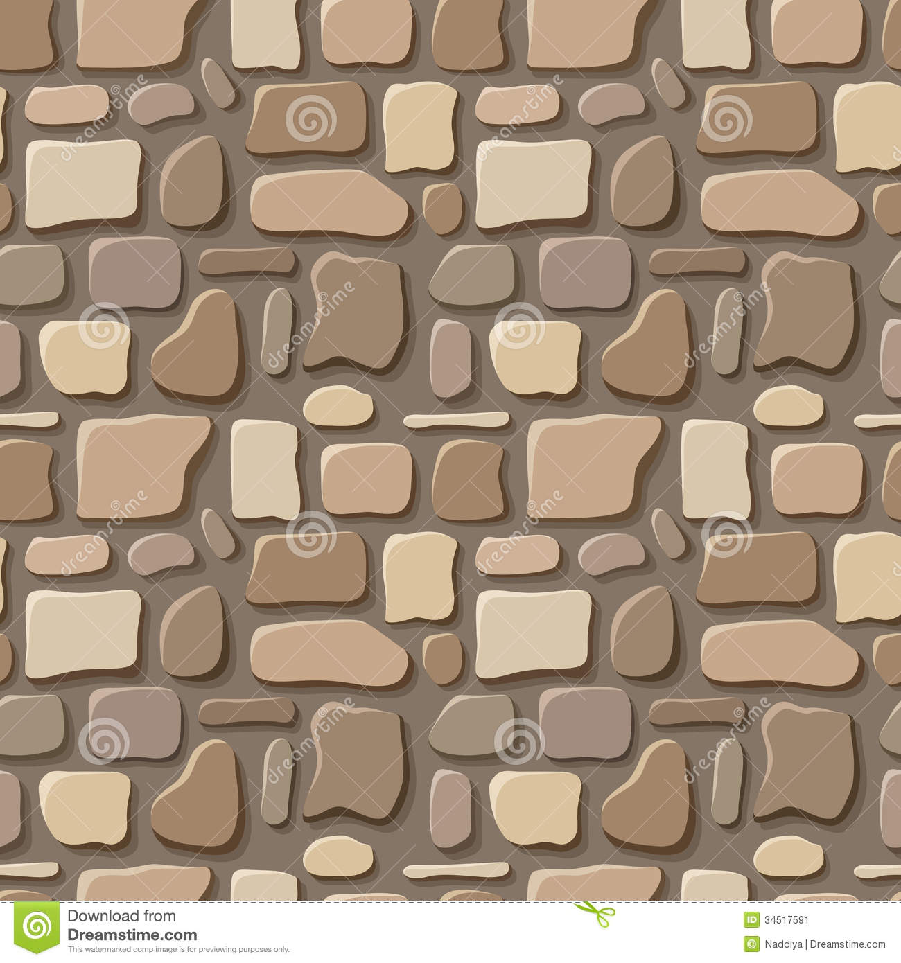 Plain Tileable Stone Wall Texture Seamless With Decorating Ideas