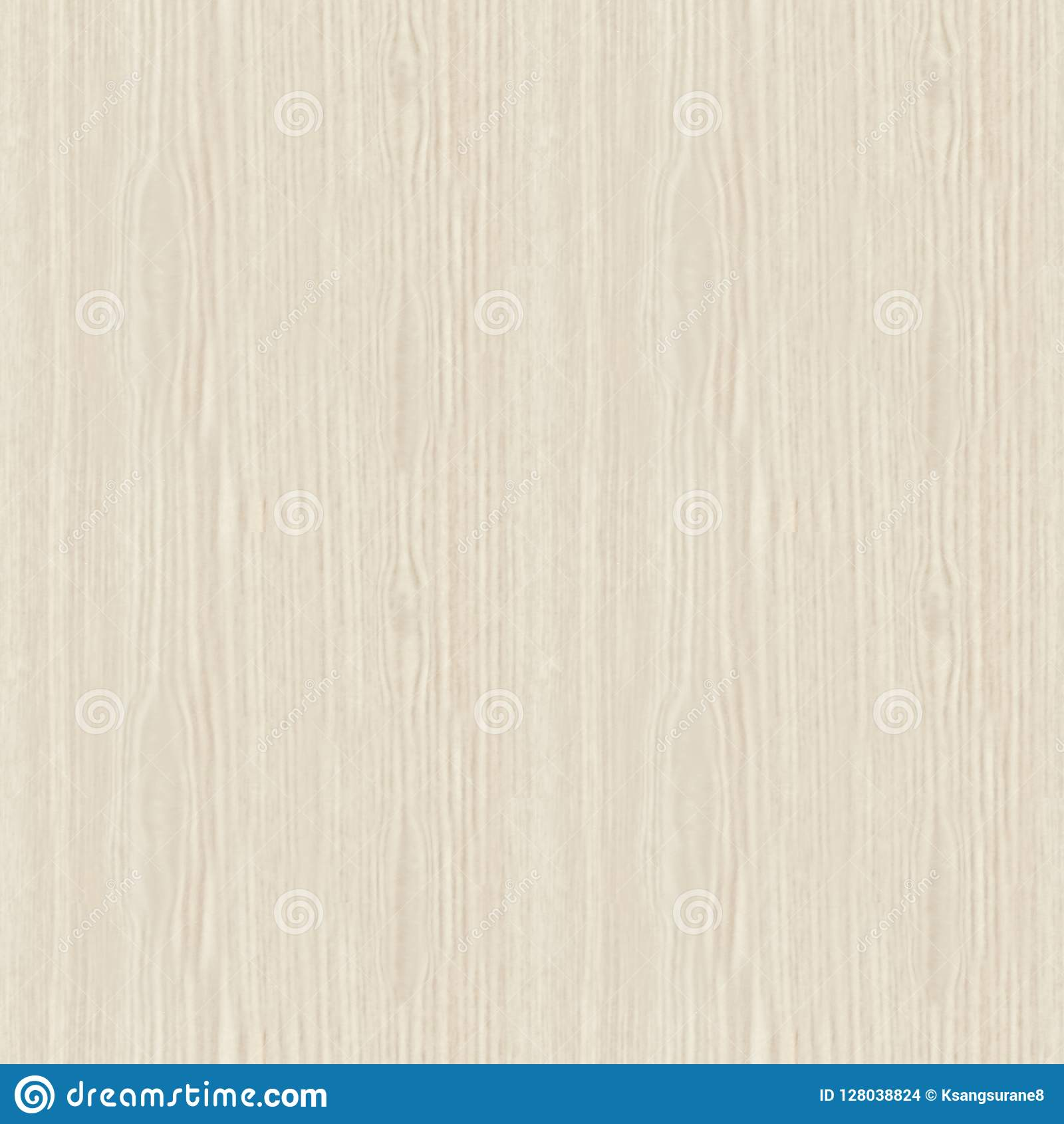 Seamless texture. White bleached oak pine wood pattern.